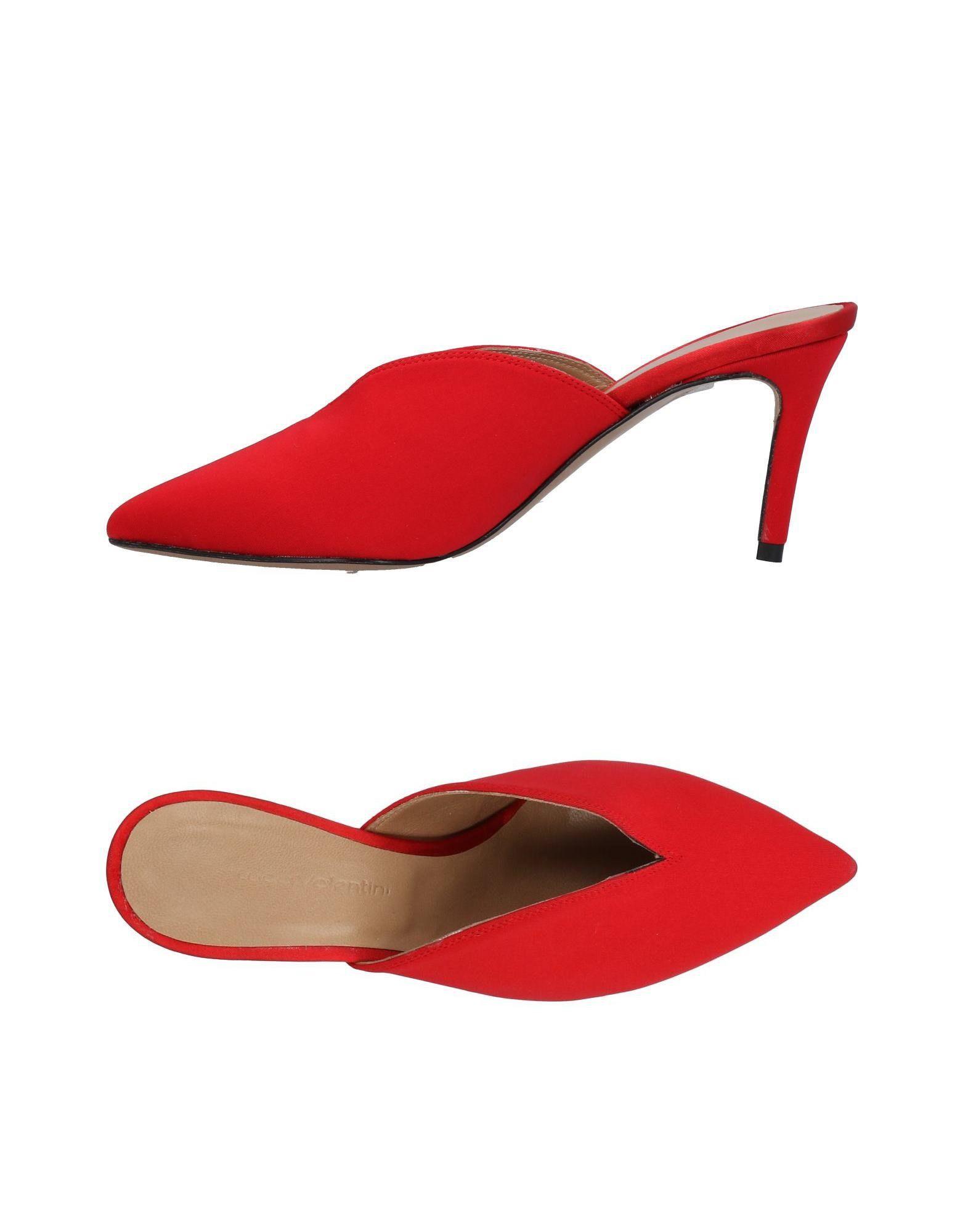 Gut um billige Schuhe zu tragenLuca Valentini Pantoletten Damen  11417078ID