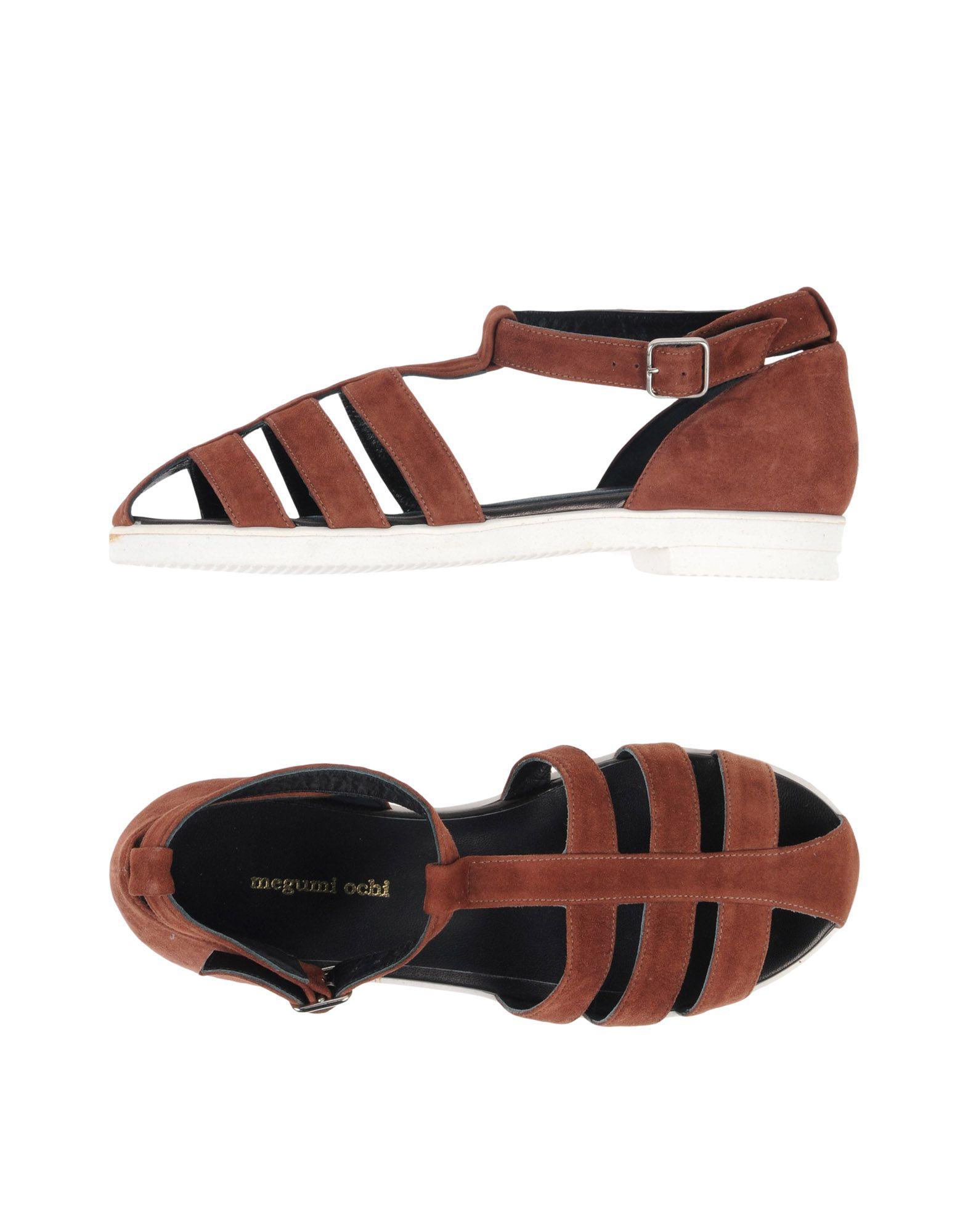 Megumi Ochi Sandalen Damen  11417093HW Gute Qualität beliebte Schuhe