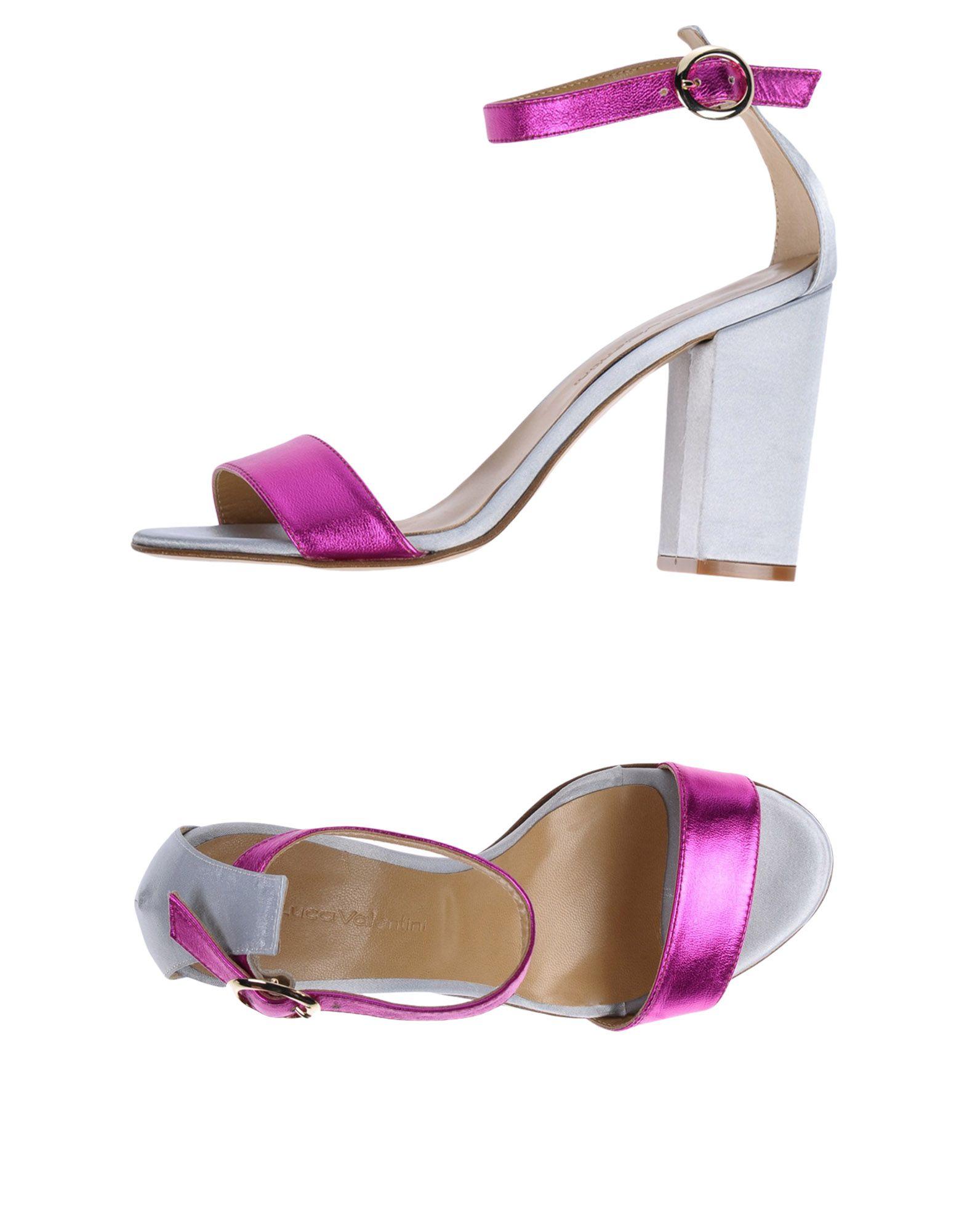 Luca Valentini Sandalen Damen Damen Sandalen  11417105EH Gute Qualität beliebte Schuhe 2c35f6