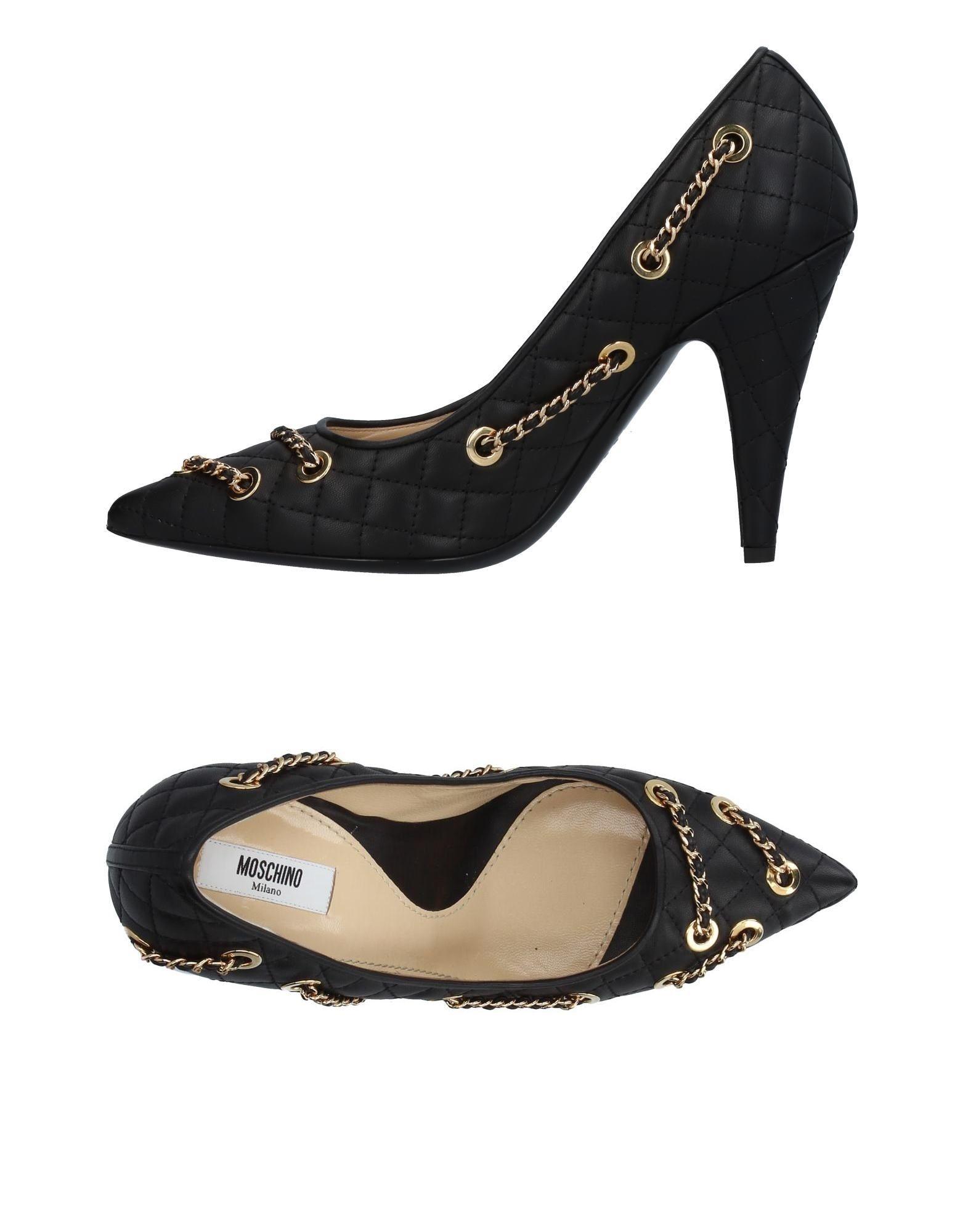 Rabatt Schuhe Moschino Damen Pumps Damen Moschino  11417121KR c33366
