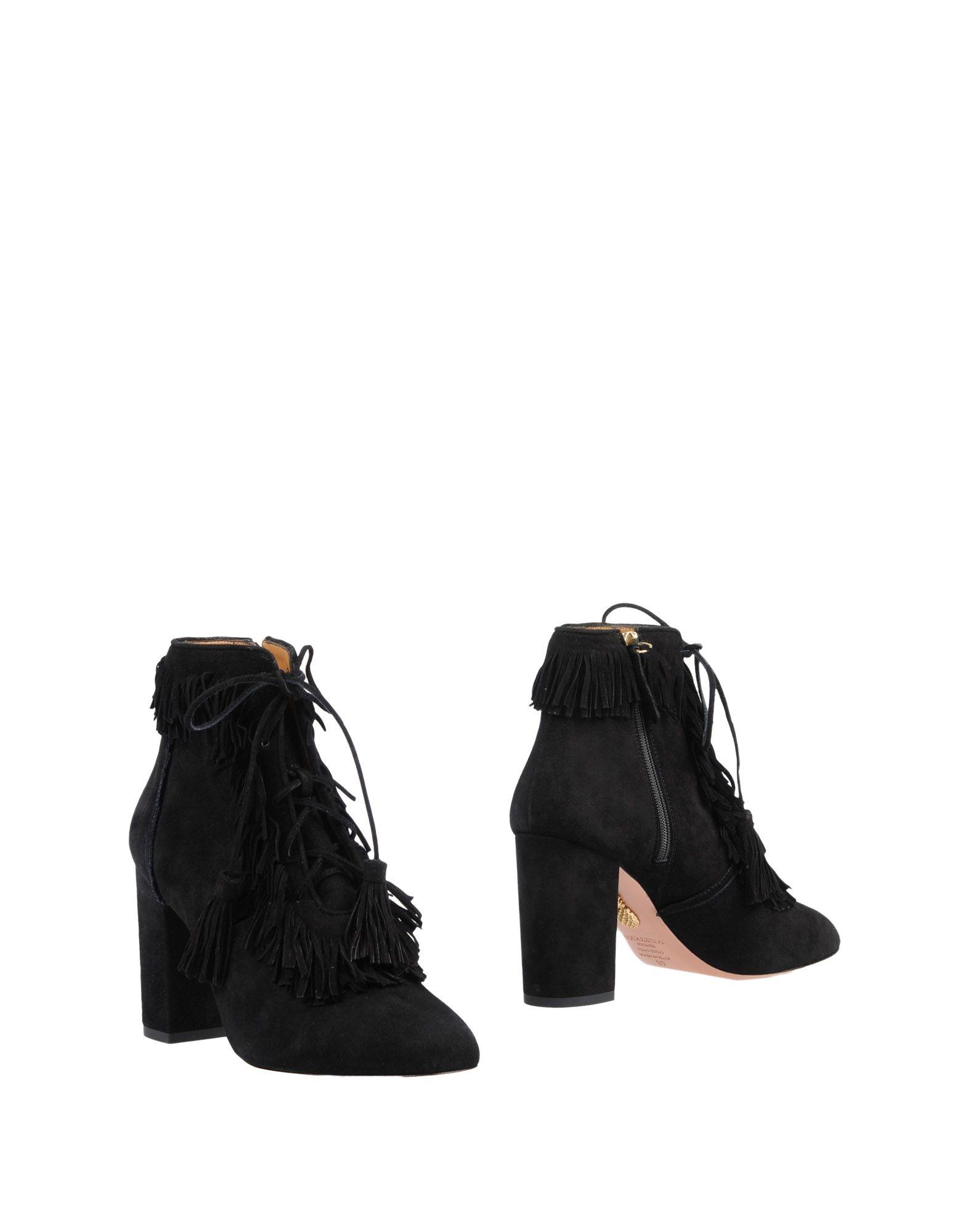 Aquazzura 11417154LMGünstige Stiefelette Damen 11417154LMGünstige Aquazzura gut aussehende Schuhe d7b137