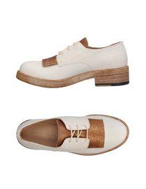 ERNESTO DOLANI Chaussures à lacets femme. UOMazk