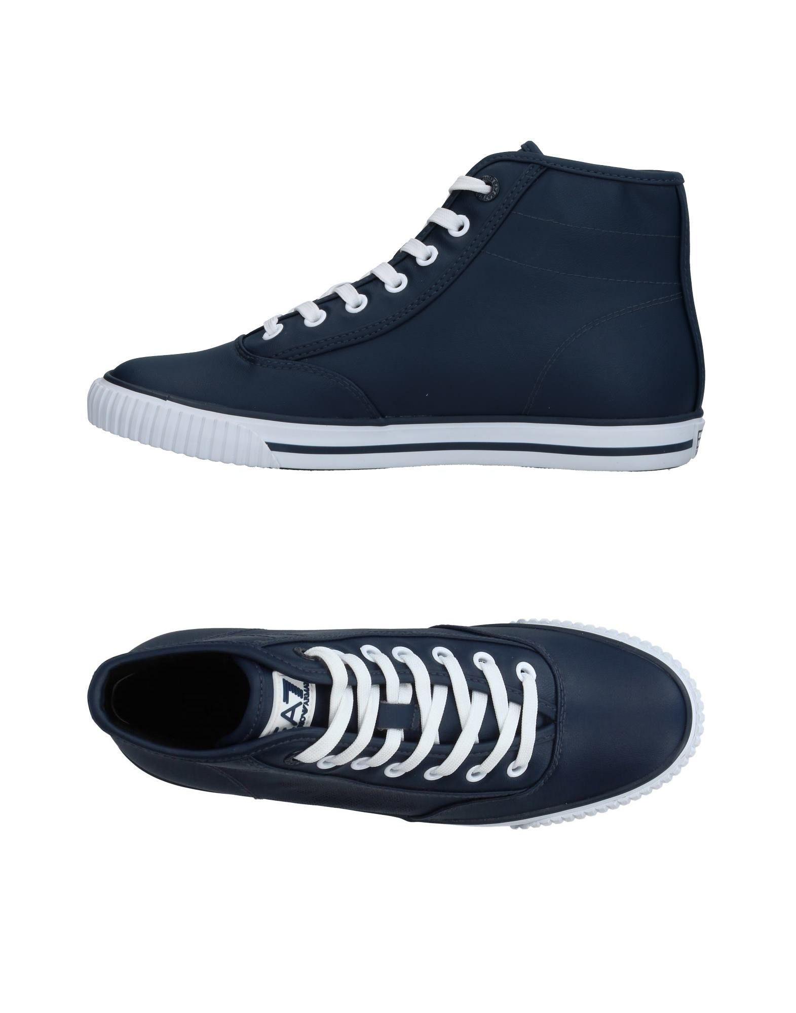 Rabatt echte Schuhe Ea7 Sneakers Herren  11417280HH