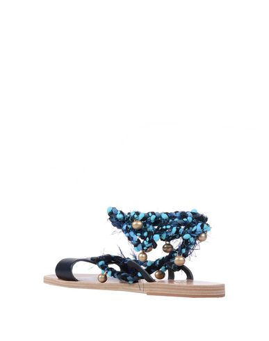 Sandals Bleu Foncé Ancient Sandales Greek Rf1wqfS4