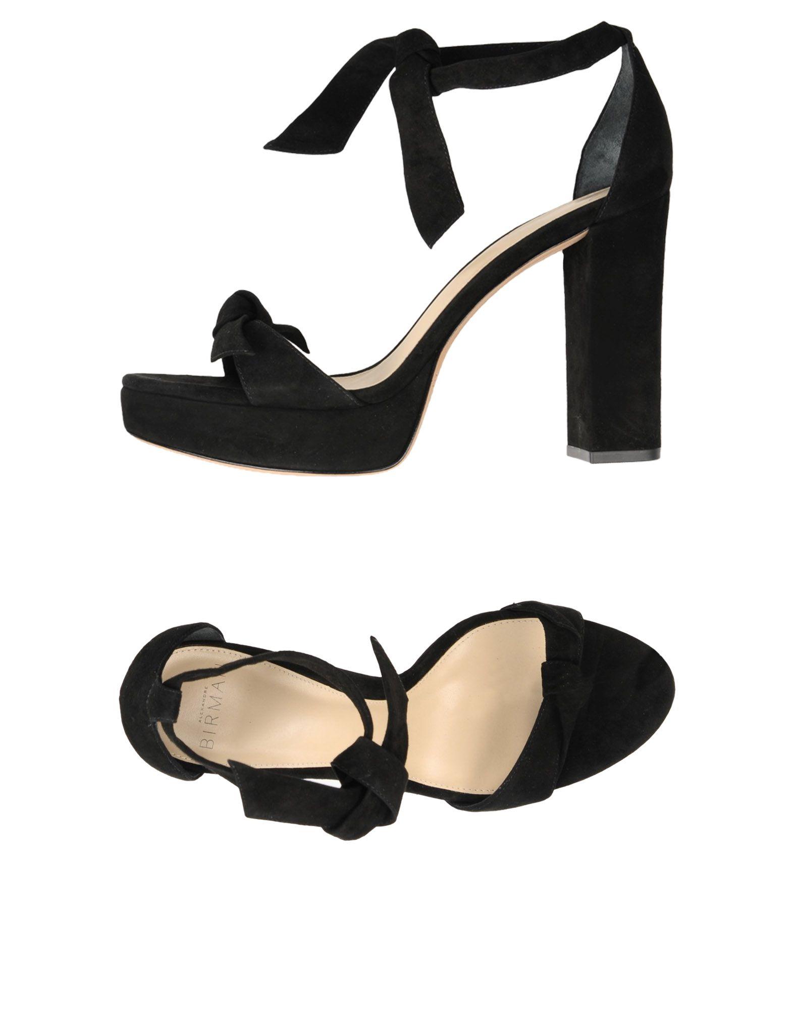 Rabatt Schuhe Alexandre Birman Sandalen Damen  11417440SU