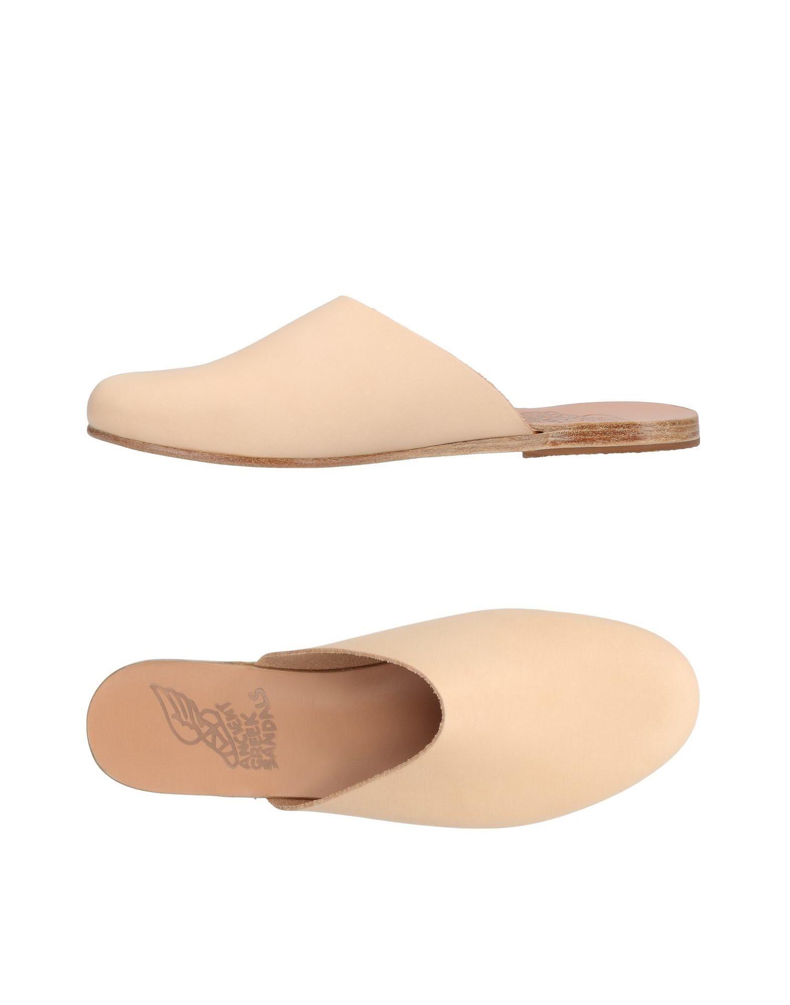 Ancient Greek Sandals Greek Mules - Women Ancient Greek Sandals Sandals Mules online on  Australia - 11417441KG 5ddcc3