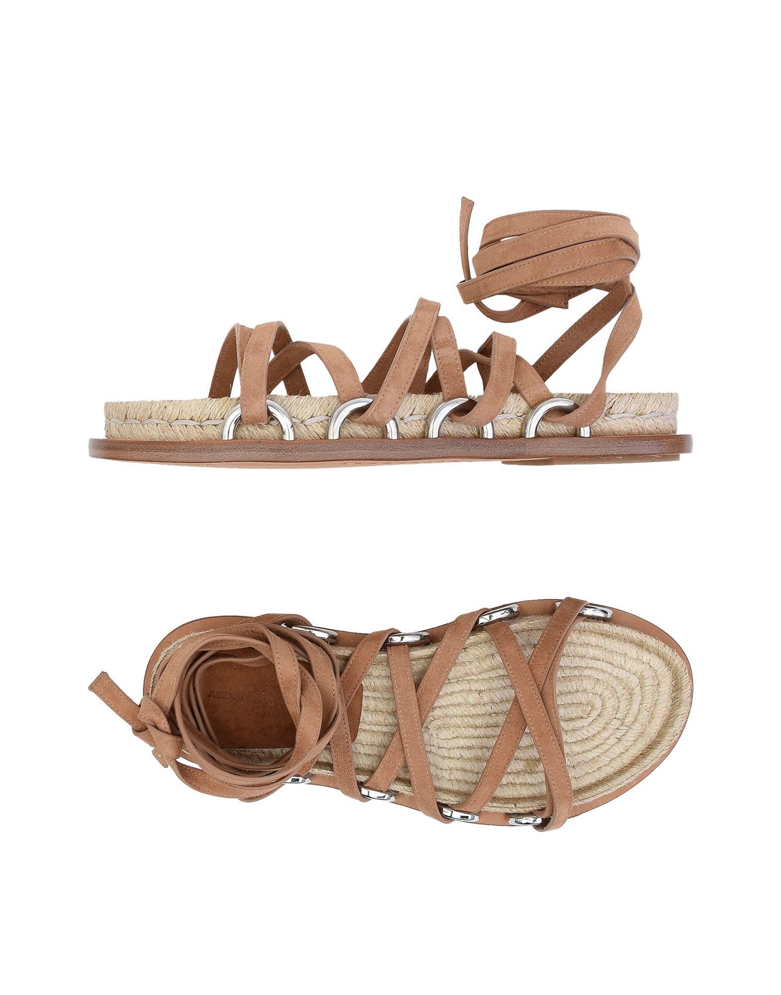 Alexander Wang Sandalen Damen  11417457VUGut aussehende strapazierfähige Schuhe