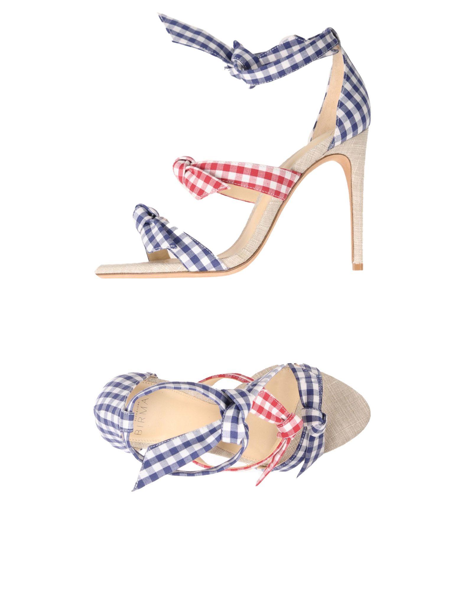 Rabatt Schuhe Alexandre Birman Sandalen Damen  11417468NM