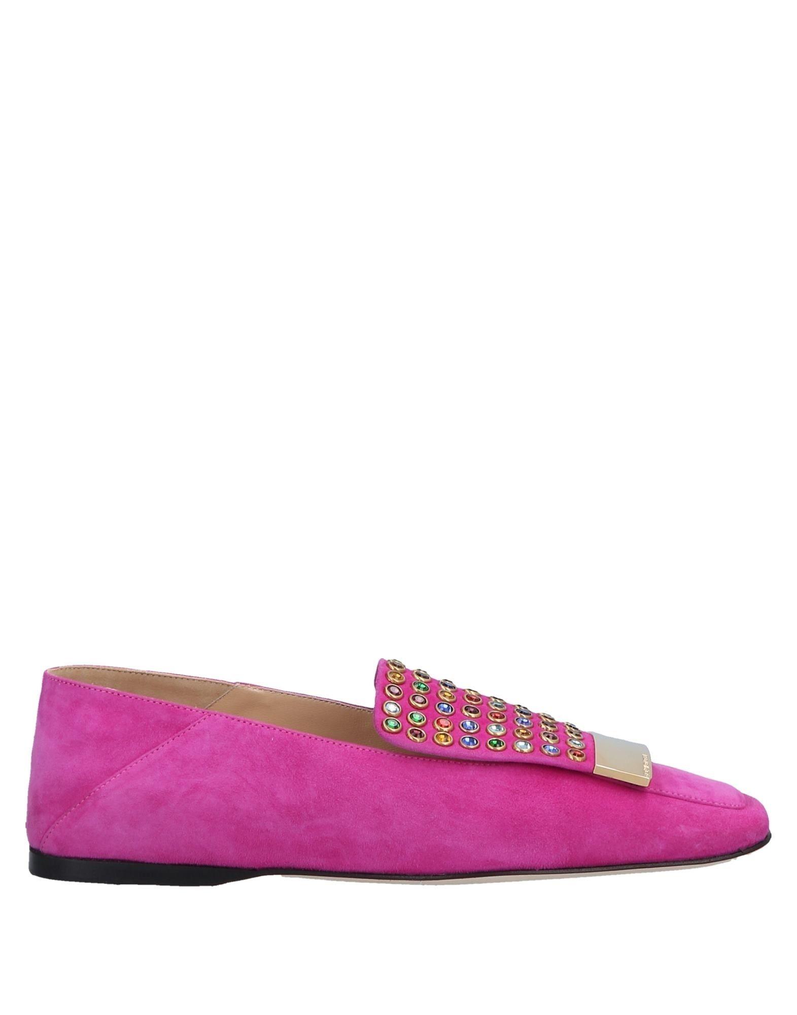Rabatt Schuhe Sergio Rossi Mokassins Damen  11417514GJ