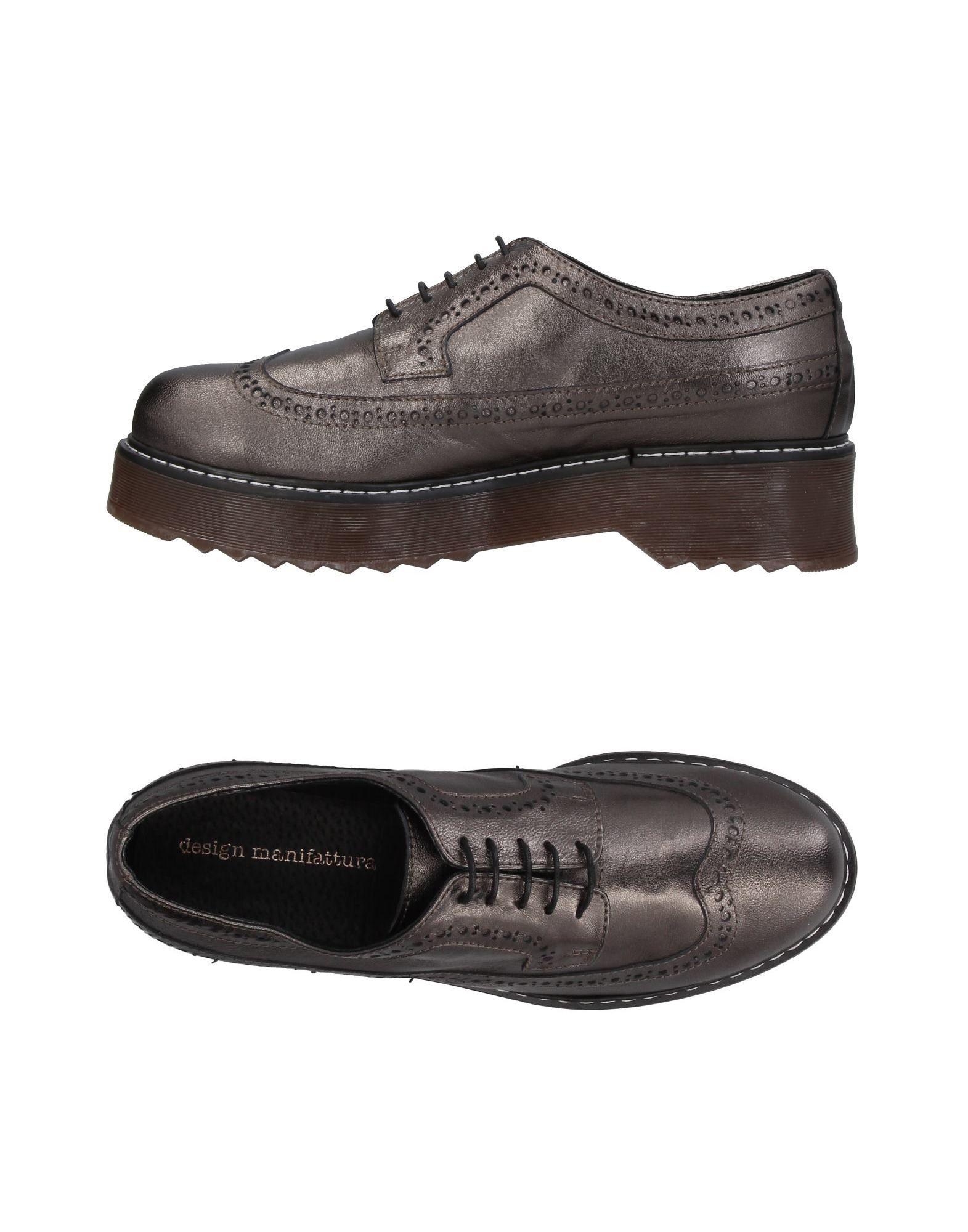 Chaussures À Lacets Design Manifattura Femme - Chaussures À Lacets Design Manifattura sur