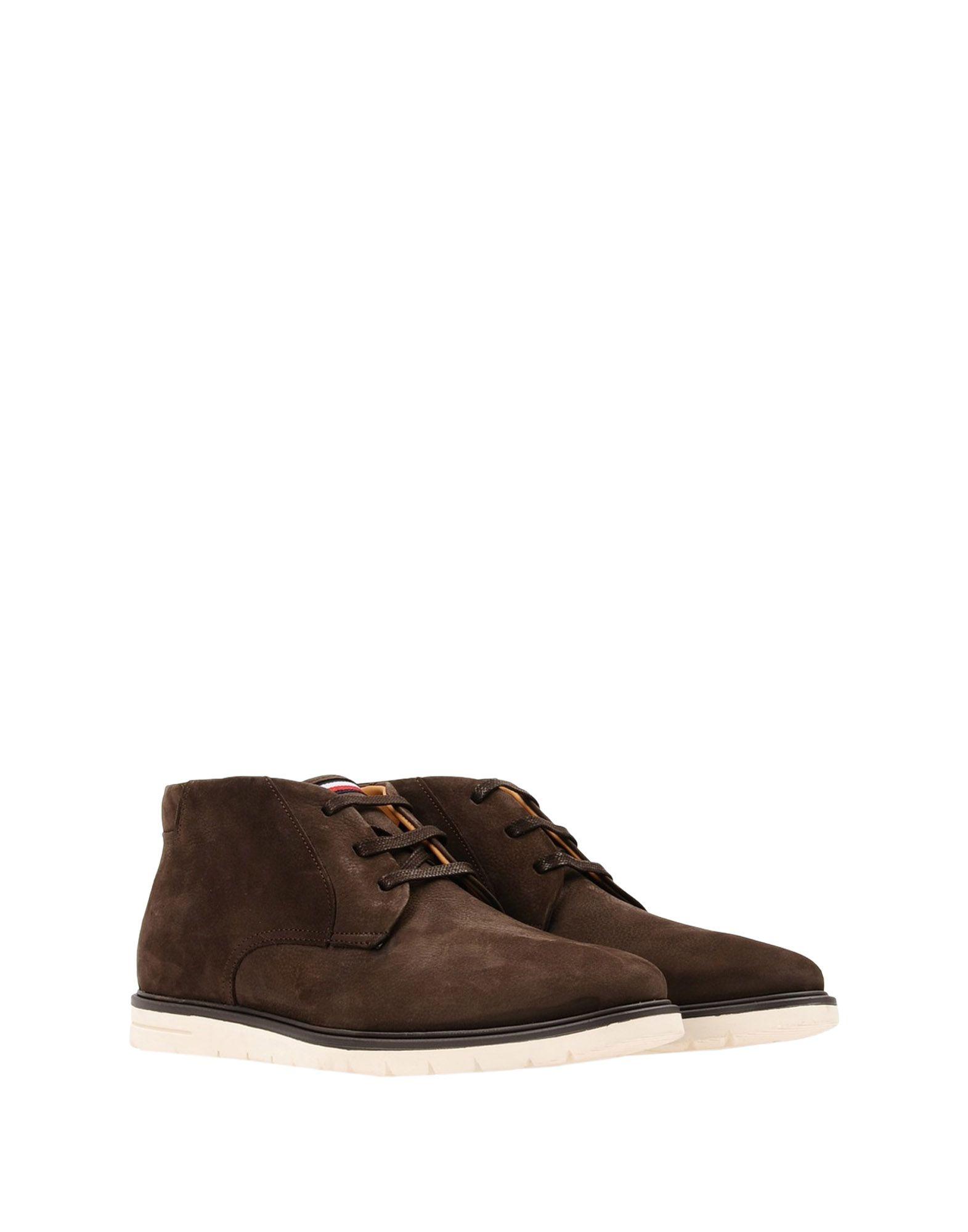 Rabatt echte Schuhe  Tommy Hilfiger Stiefelette Herren  Schuhe 11417557DO 436263