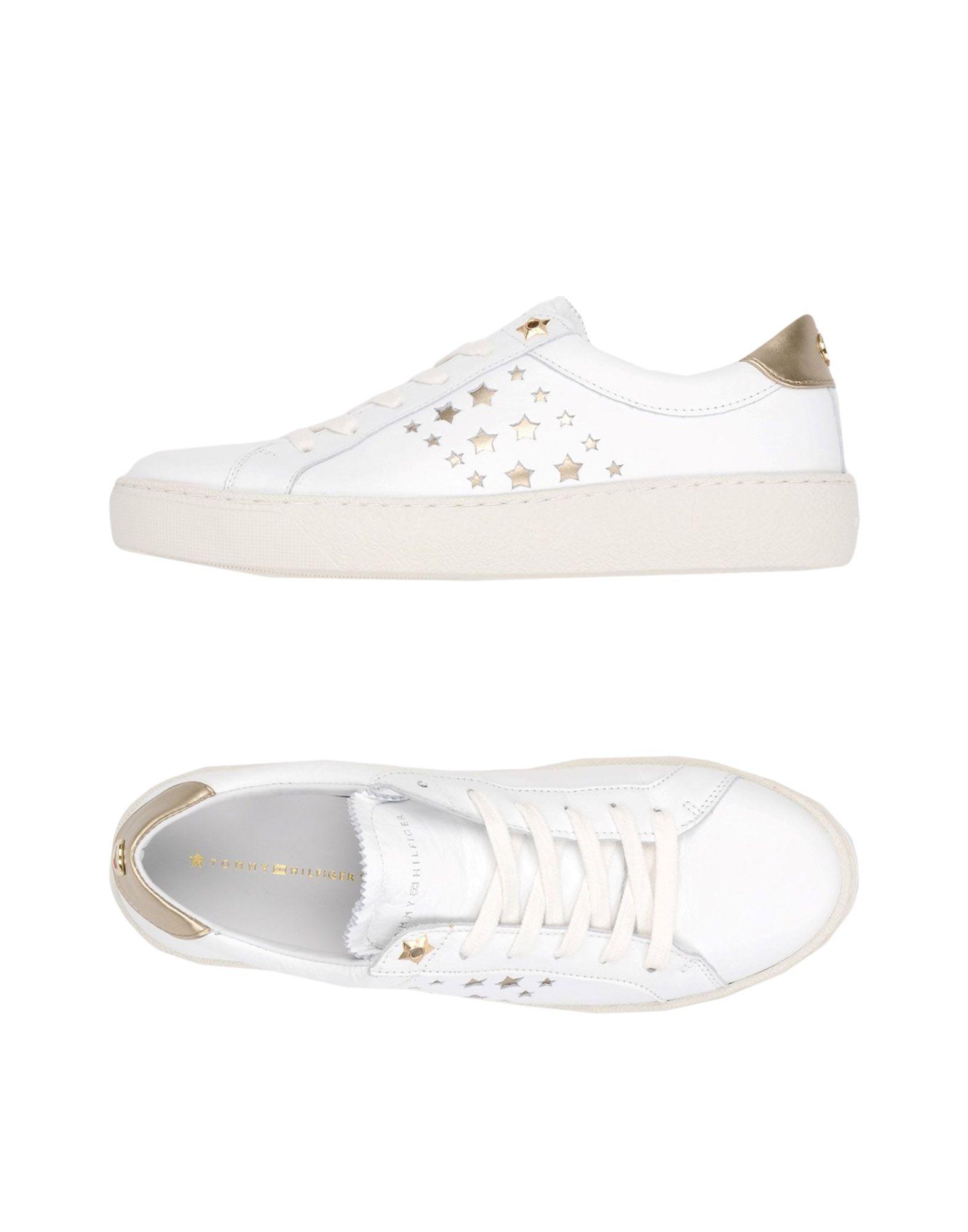 Stilvolle billige Schuhe Tommy Hilfiger 11417560CT Sneakers Damen  11417560CT Hilfiger 4e314d