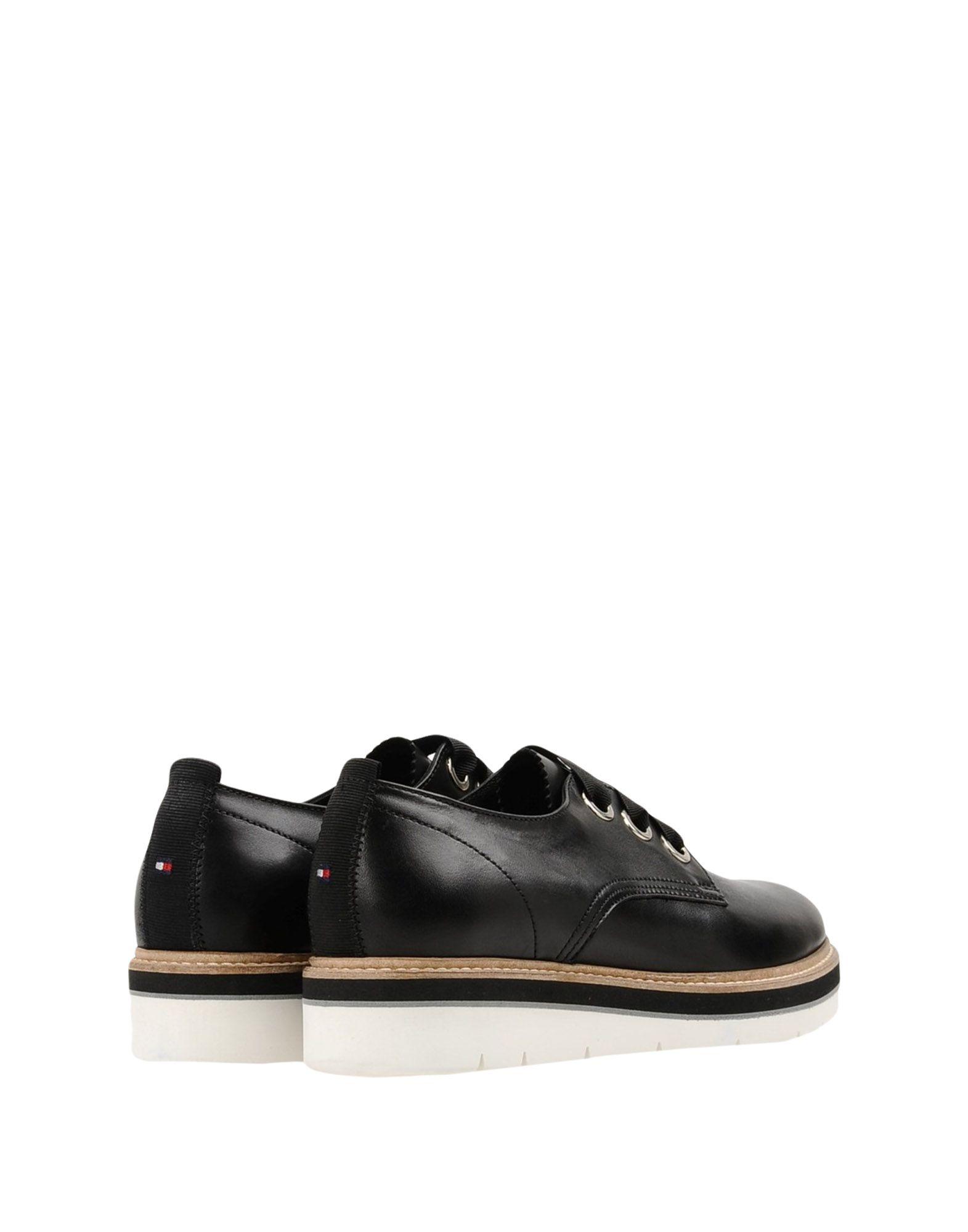 Chaussures À Lacets Tommy Hilfiger Femme - Chaussures À Lacets Tommy Hilfiger sur