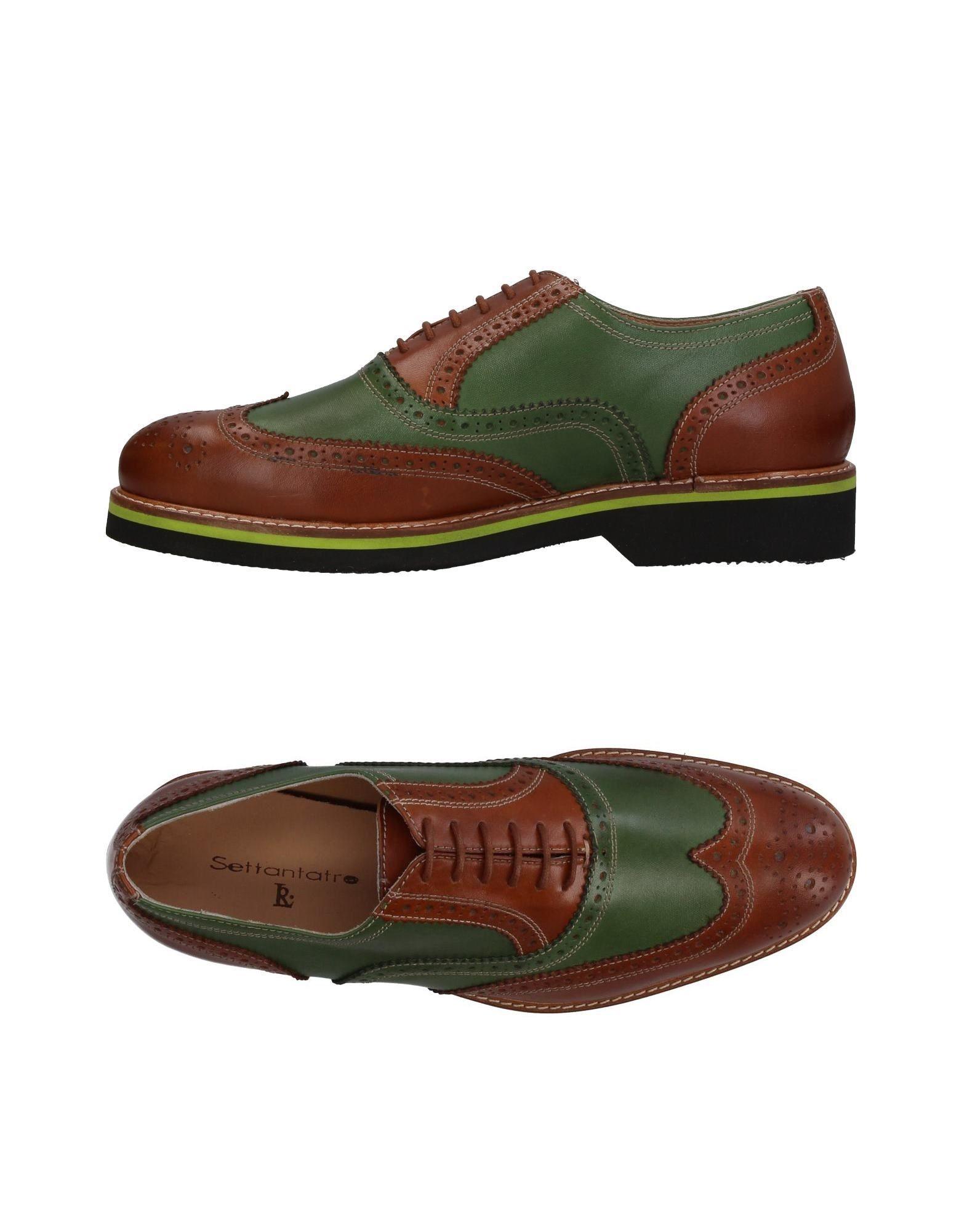 Settantatre Lr Schnürschuhe Herren  11417683GU Neue Schuhe