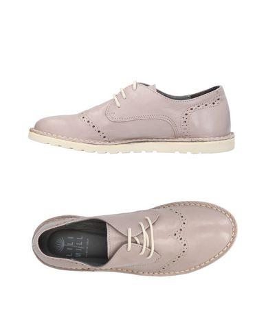 Zapato Cordones De Cordones Lilimill Mujer - Zapatos De Cordones Zapato Lilimill - 11417702WC Negro 8c7642