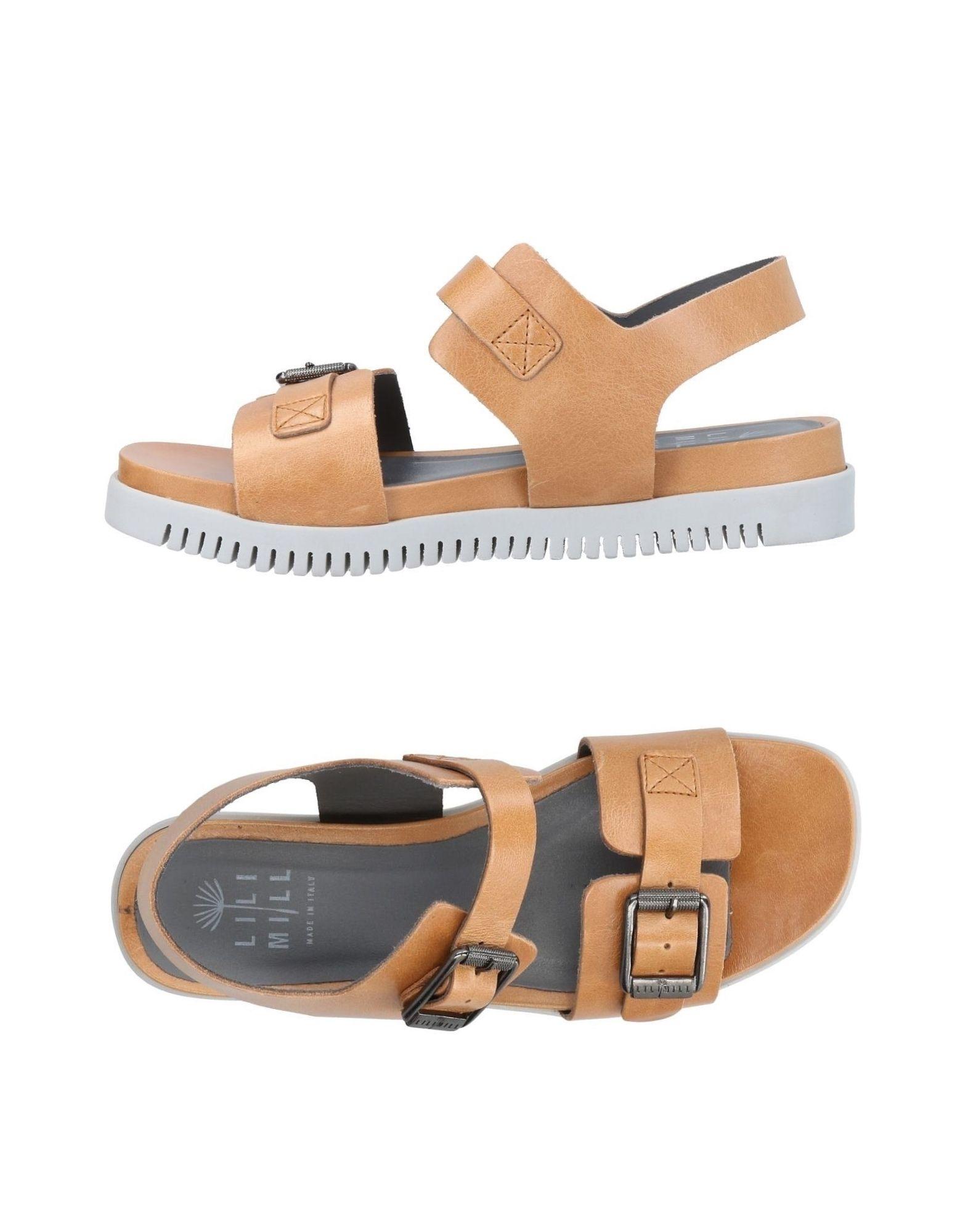 Lilimill Sandalen Damen    11417709KR Heiße Schuhe 7e3d0e