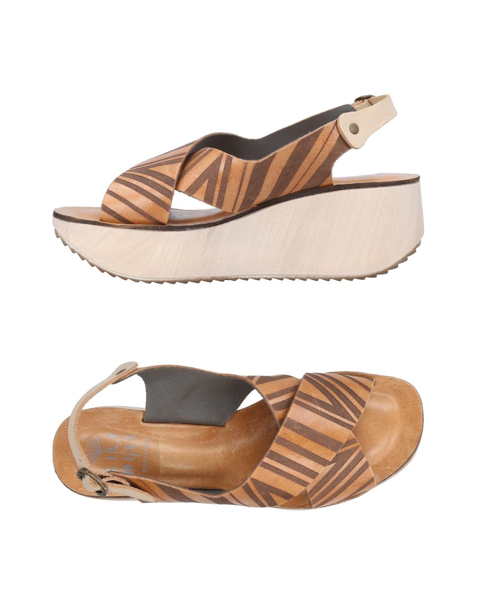 Lilimill Sandalen Damen  11417714PV Gute Qualität beliebte Schuhe