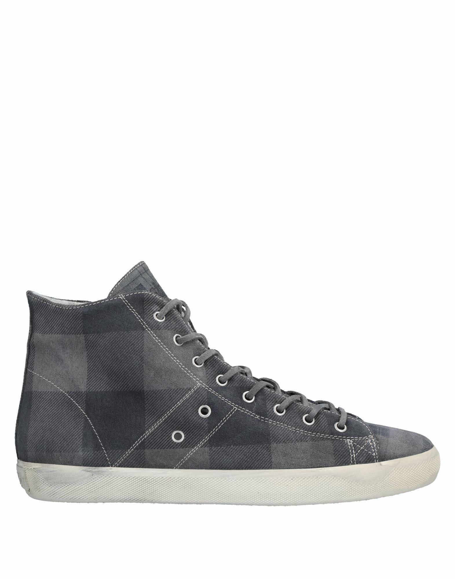 Sneakers 11417735BU Leather Crown Uomo - 11417735BU Sneakers f1c37b