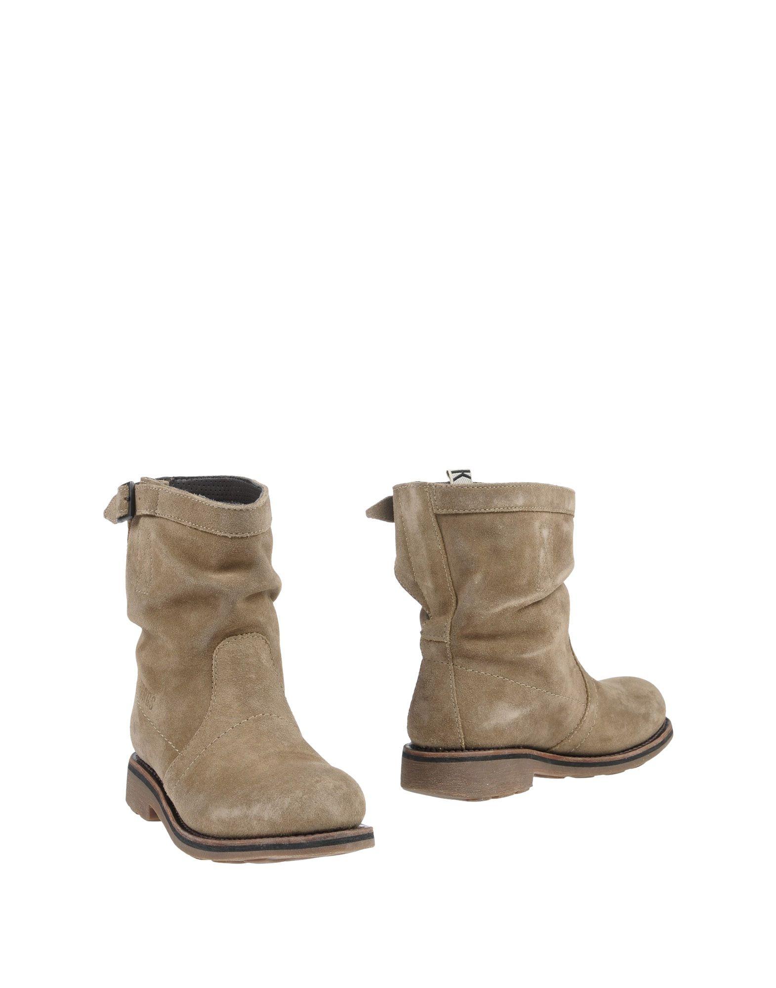 Scarpe economiche e resistenti Stivaletti Bikkembergs Donna - 11417856SD