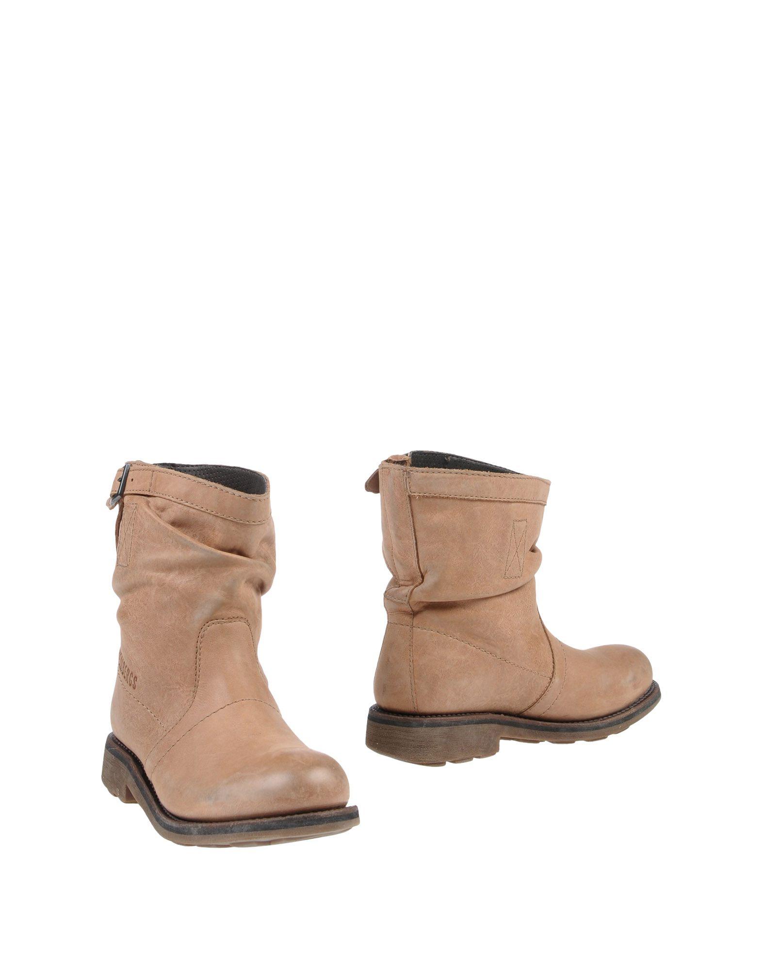 Haltbare Mode billige Schuhe Bikkembergs Stiefelette Damen  11417858ET Heiße Schuhe