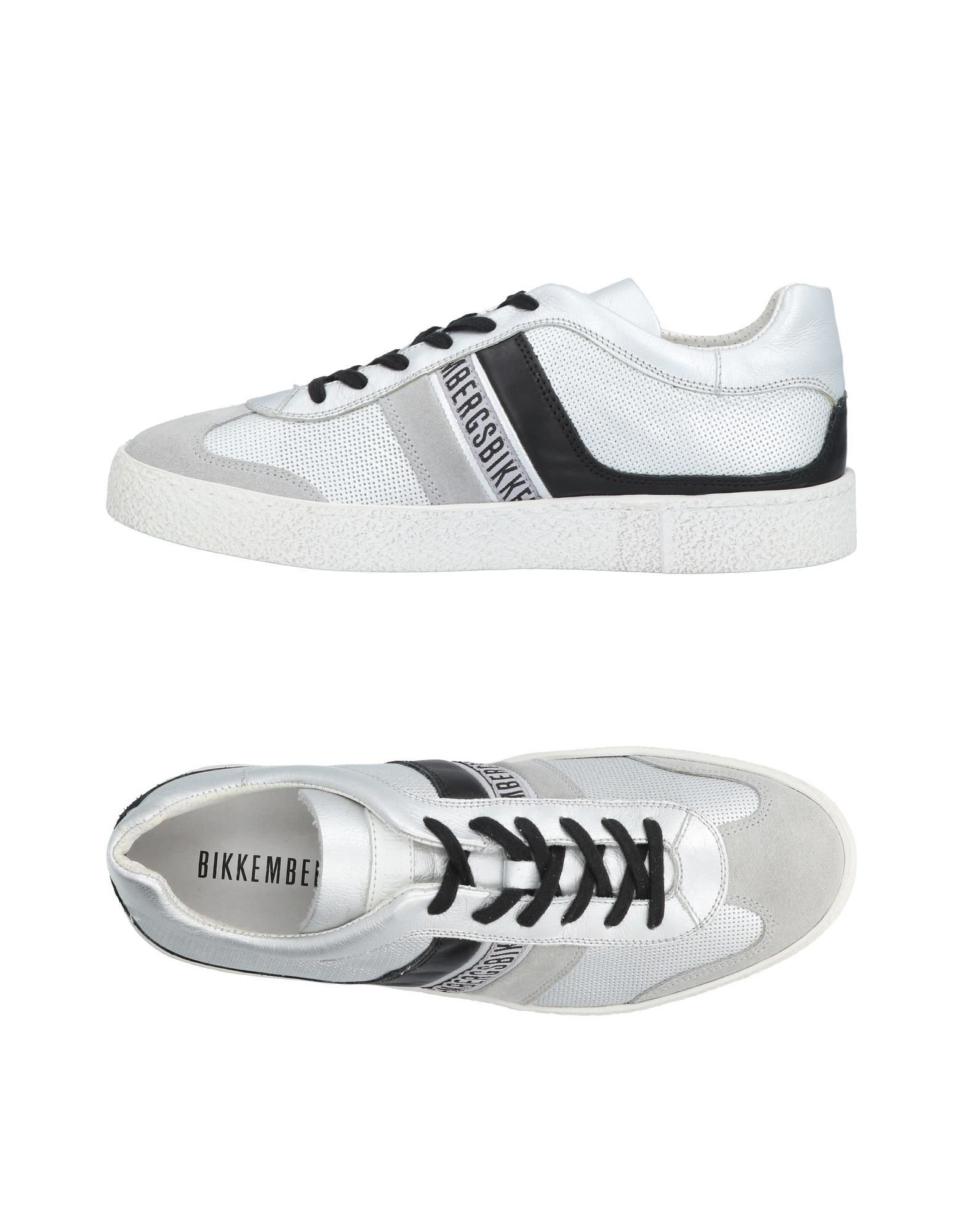 Rabatt echte Schuhe Bikkembergs Sneakers Herren  11417873FH