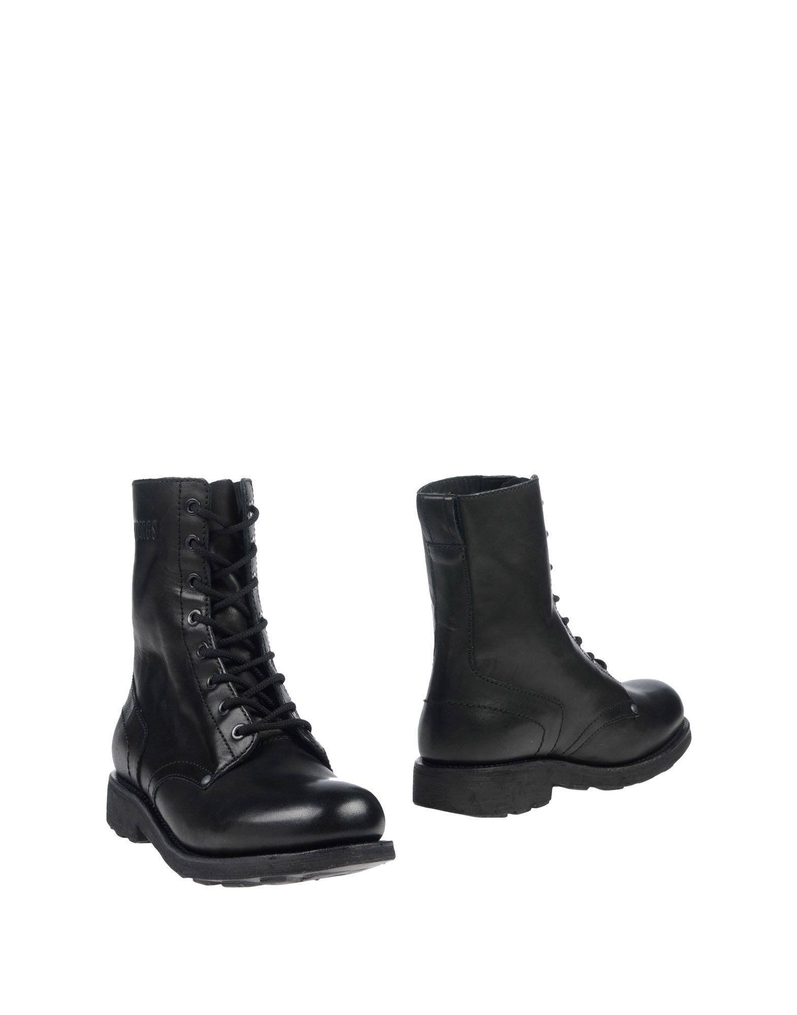 Stilvolle billige Schuhe 11417882DE Bikkembergs Stiefelette Damen  11417882DE Schuhe f55fec