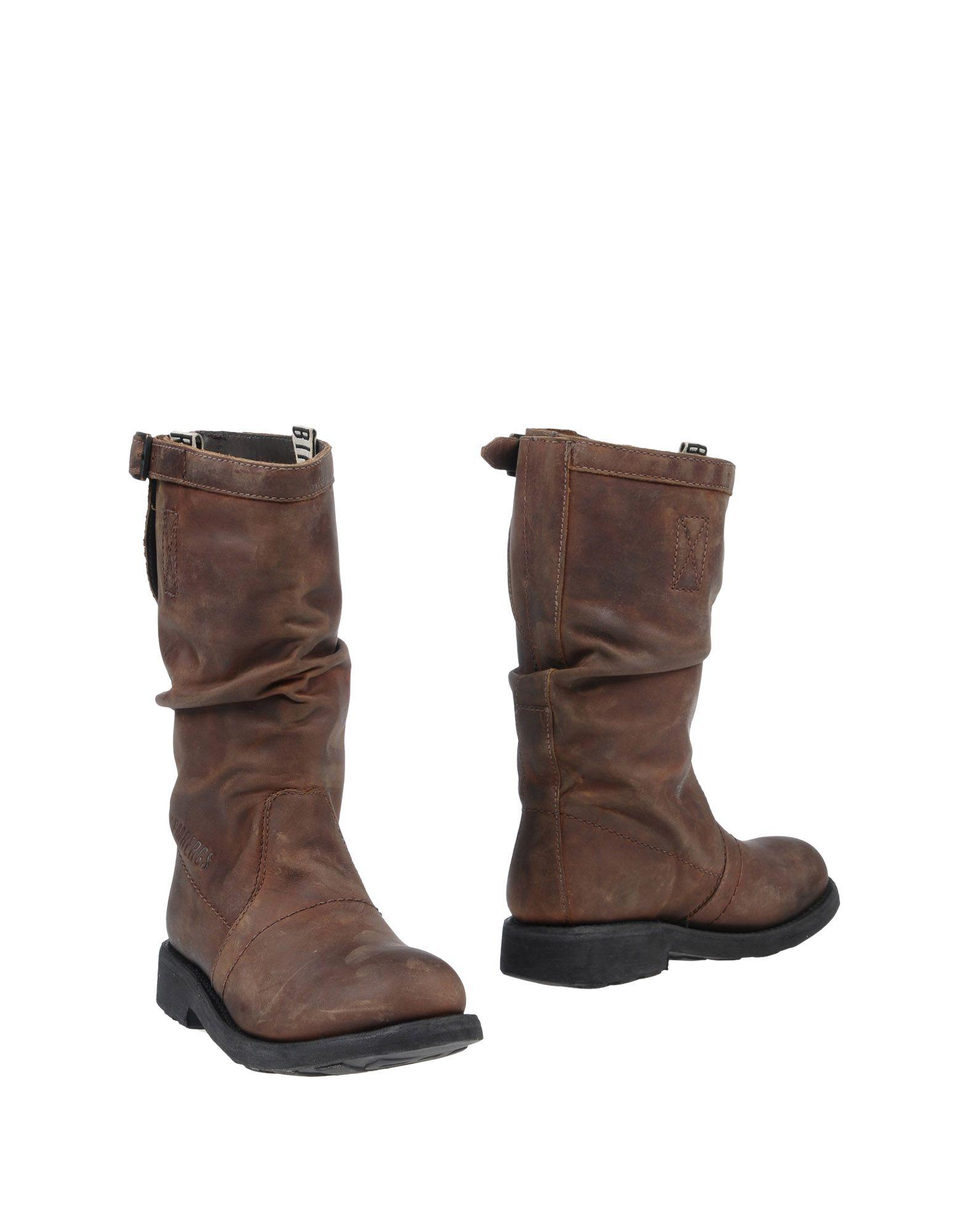 Haltbare Mode billige Schuhe Bikkembergs Stiefel Damen  11417966DJ Heiße Schuhe