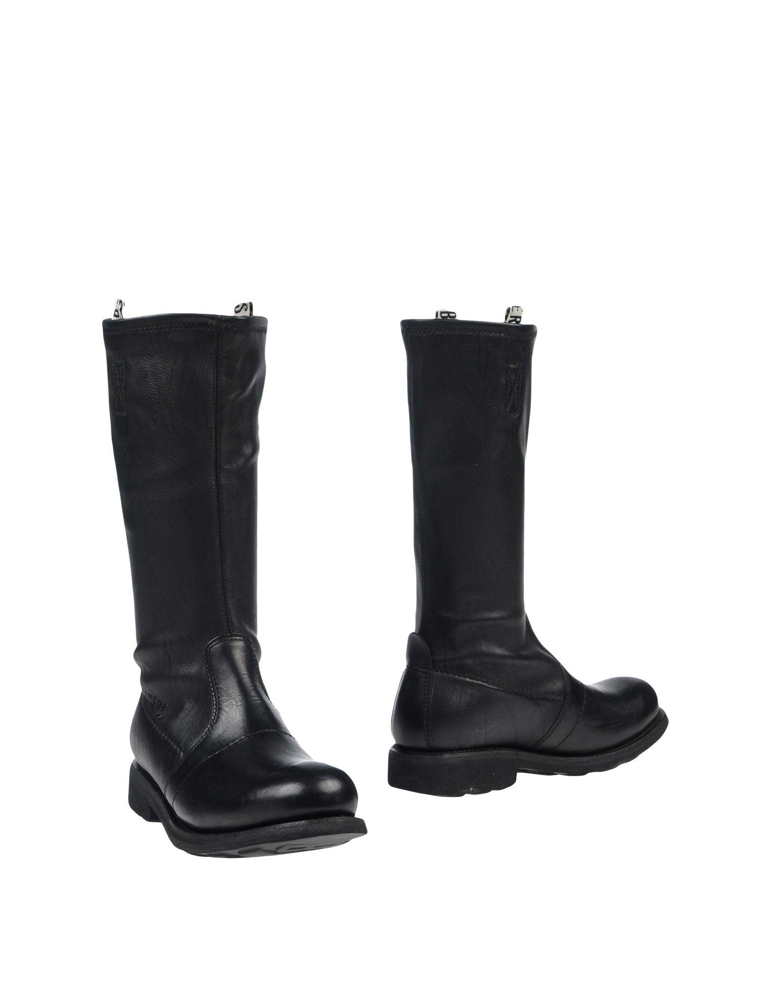 Haltbare Mode billige Schuhe Bikkembergs Stiefel Damen  11418017FN Heiße Schuhe
