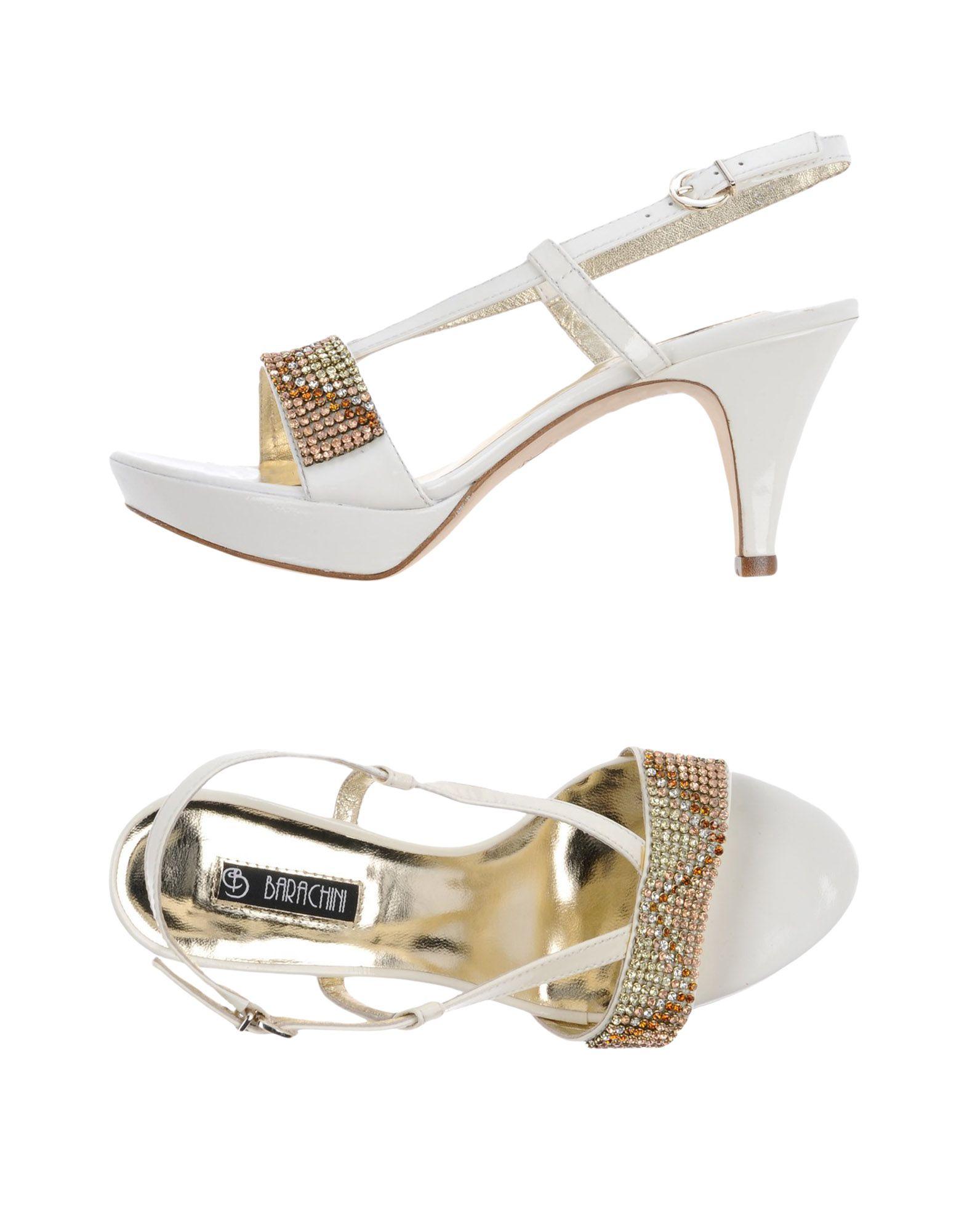 Günstige und modische Schuhe Barachini Sandalen Damen  11418036OS