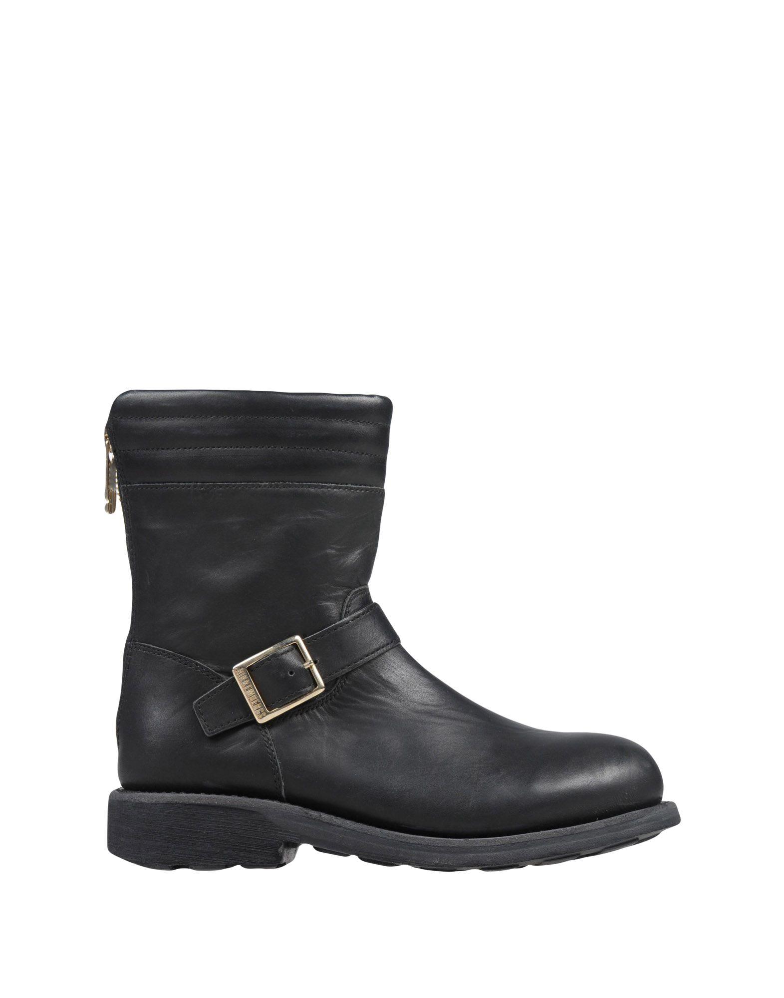 Stilvolle billige Schuhe Bikkembergs Stiefelette Damen  11418048UV
