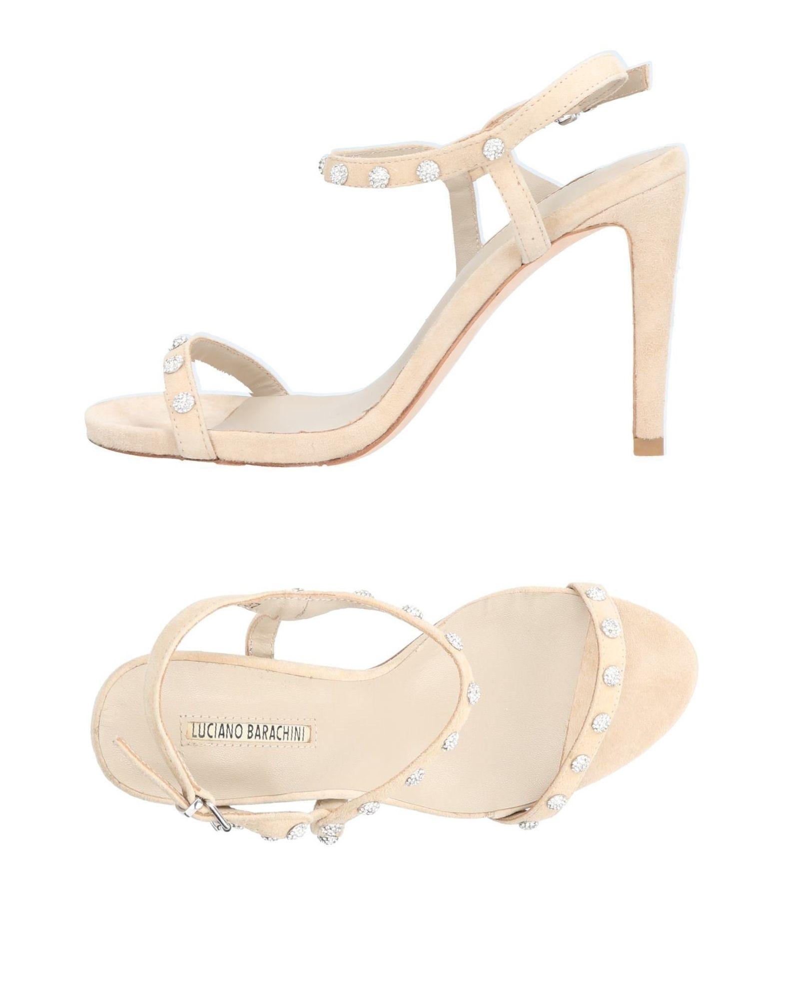 Luciano Barachini Sandalen Damen  11418112PK Gute Qualität beliebte Schuhe