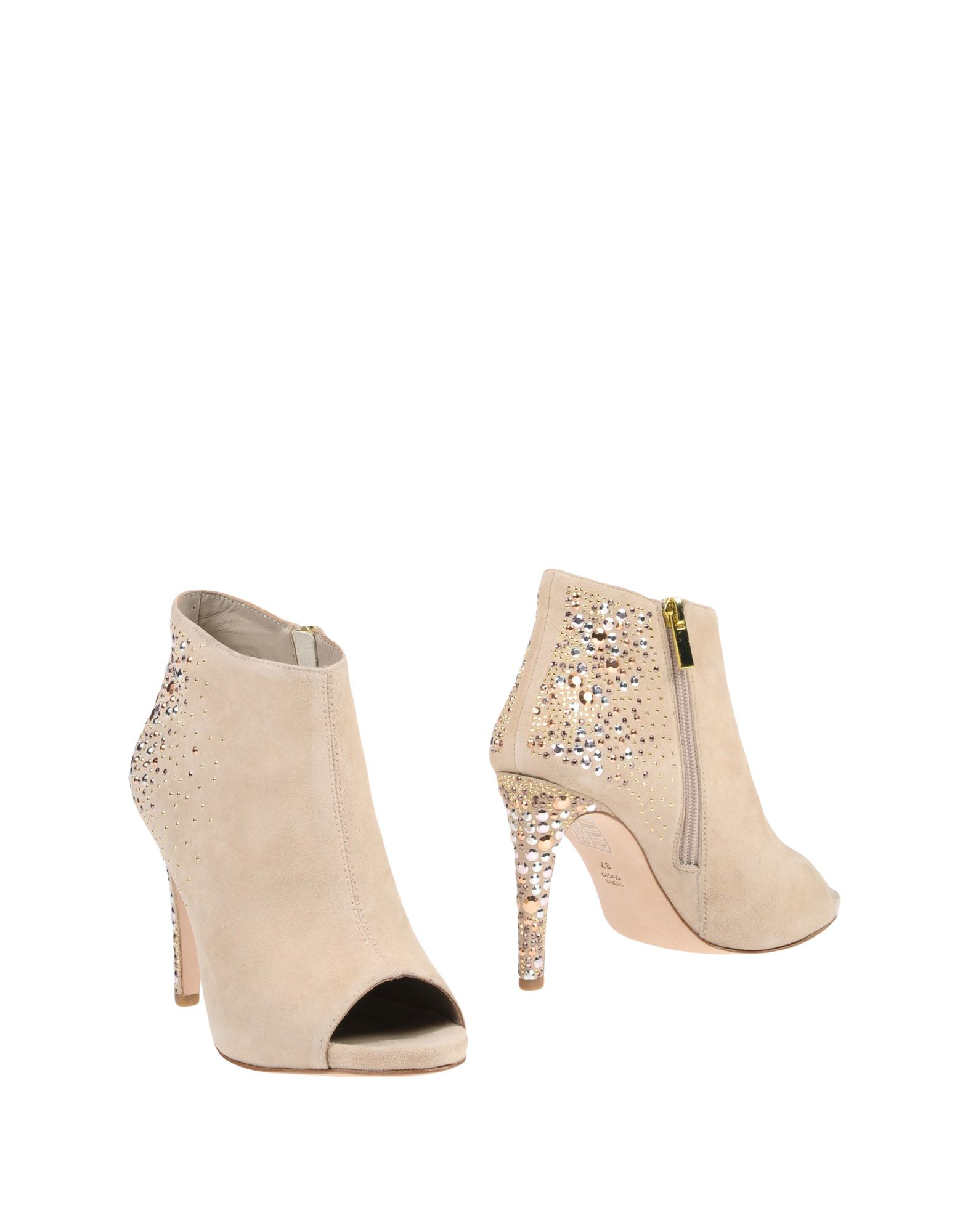 Luciano Qualität Barachini Stiefelette Damen  11418116BC Gute Qualität Luciano beliebte Schuhe 6a8d58
