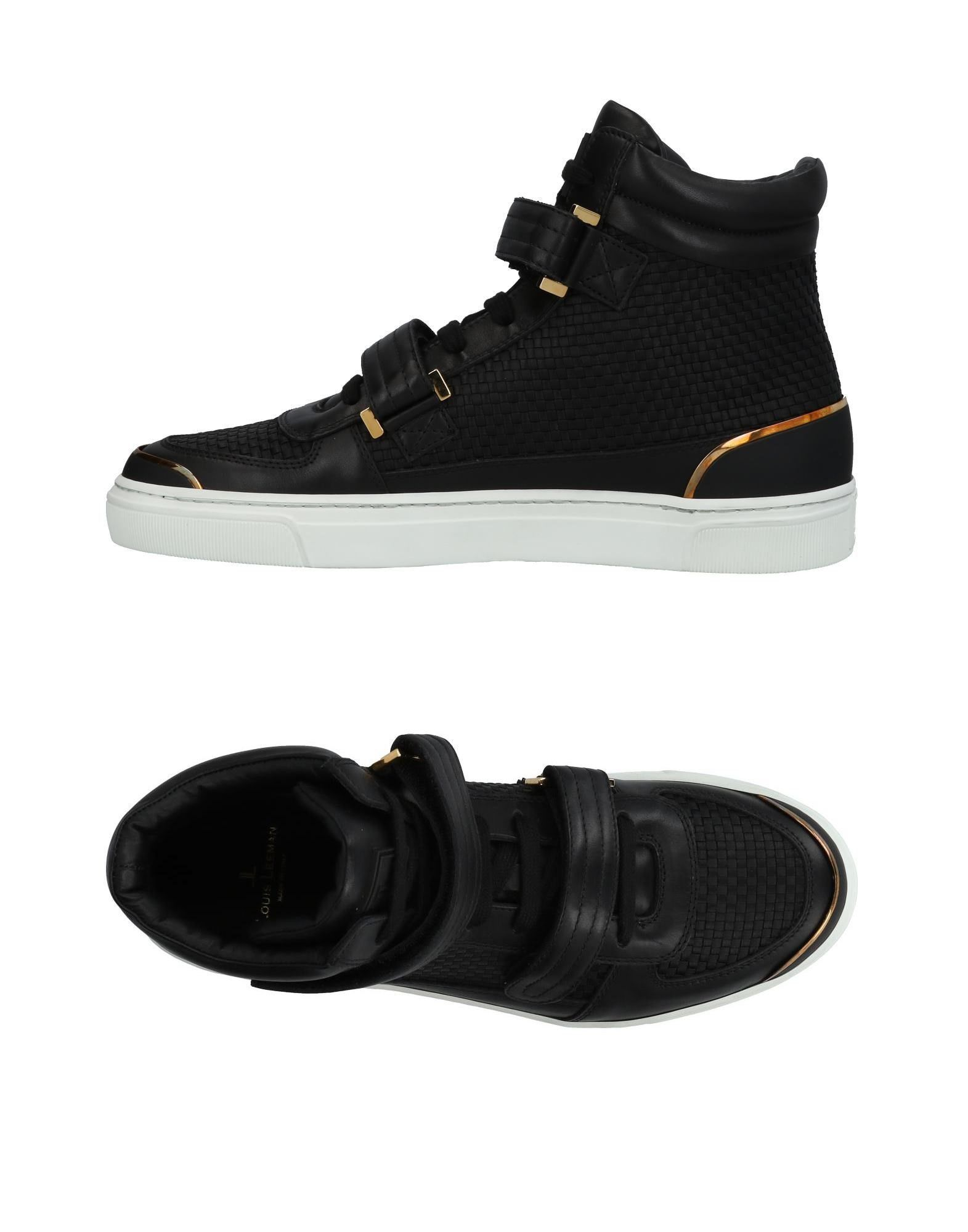 Louis Leeman Sneakers Schuhe Herren  11418162ON Neue Schuhe Sneakers fb3690