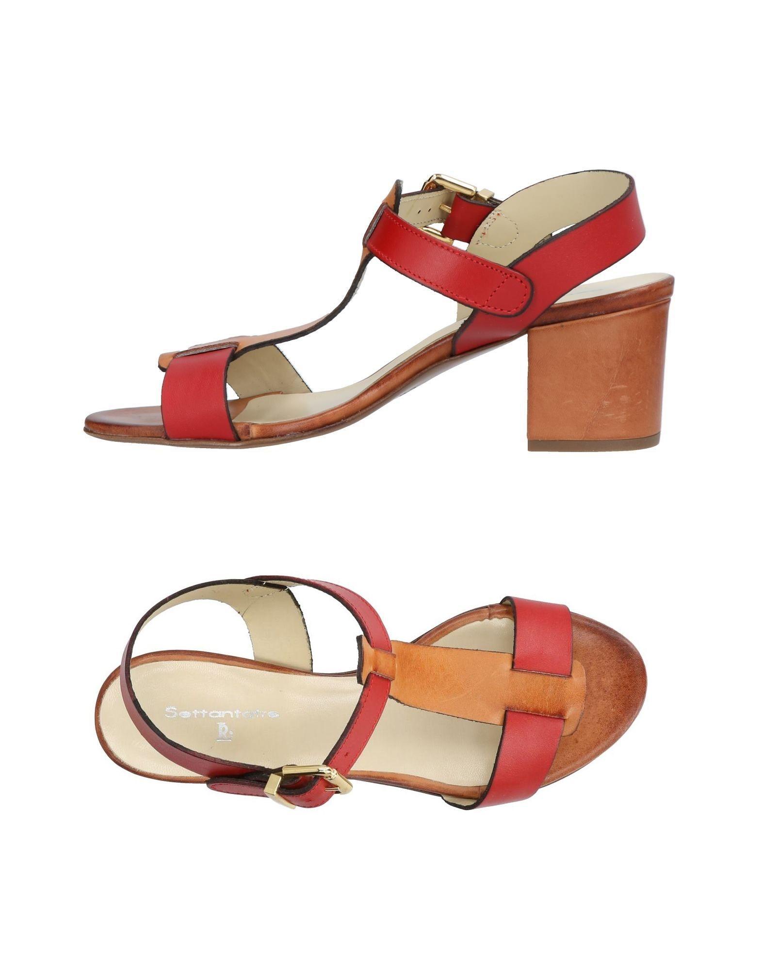 Settantatre Lr Sandalen Damen  11418197PB Gute Qualität beliebte Schuhe
