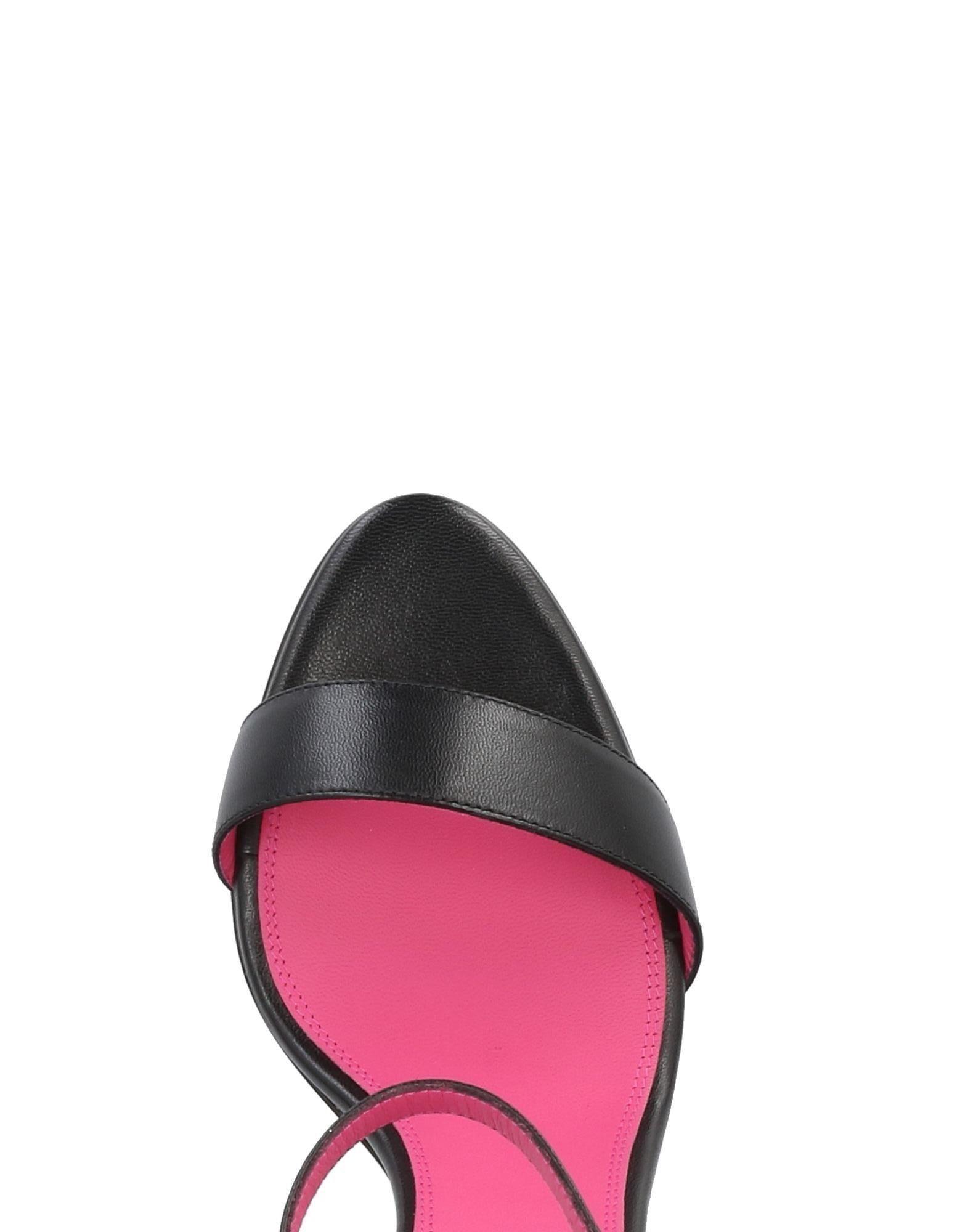 Stilvolle billige Schuhe Oscar Tiye Sandalen Damen  11418257ME
