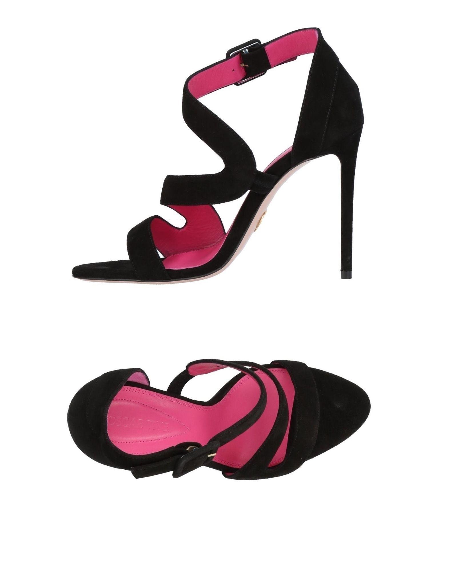 Rabatt Schuhe Oscar Tiye Sandalen 11418272KB Damen  11418272KB Sandalen 46e680
