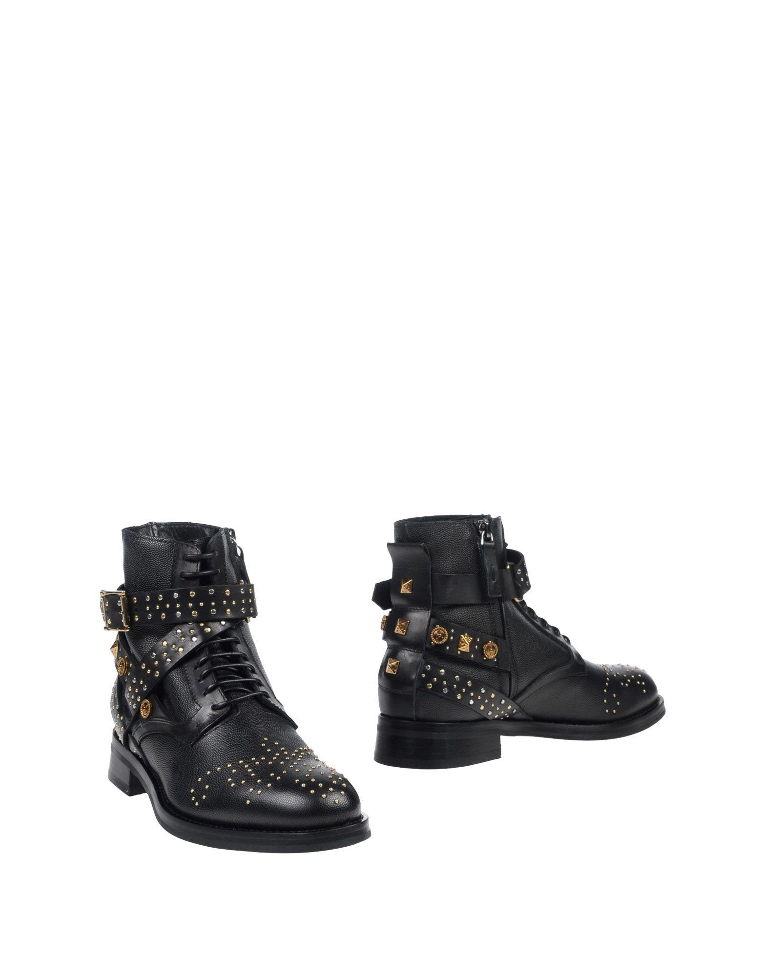 Fausto Puglisi Stiefelette gut Damen  11418281IVGünstige gut Stiefelette aussehende Schuhe 707788