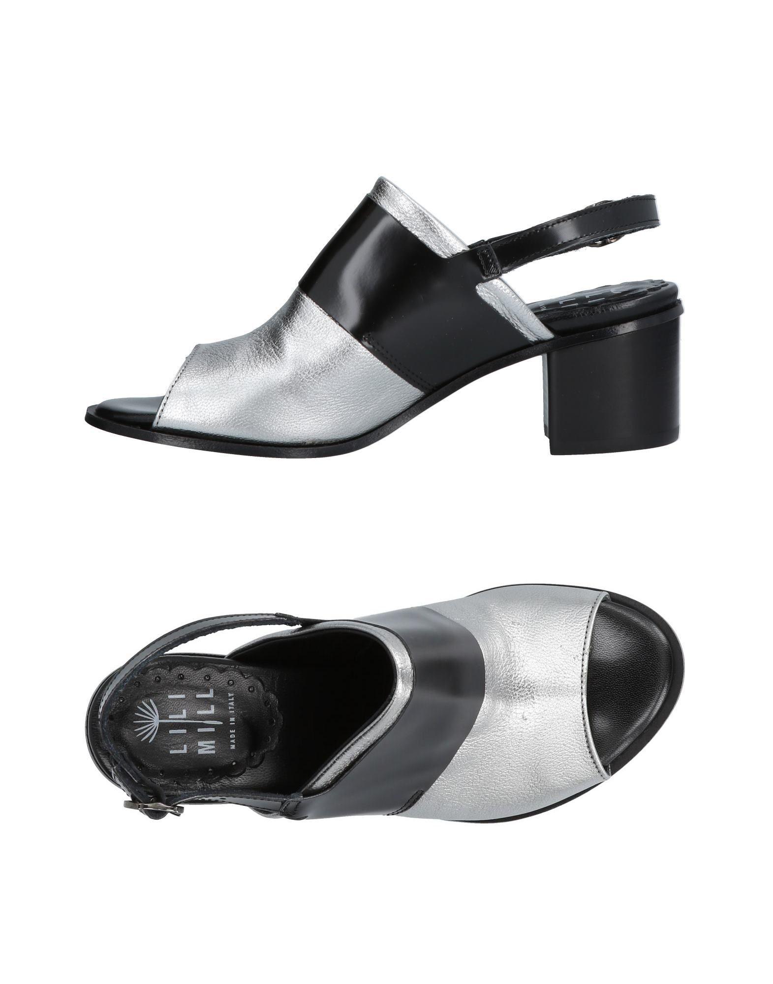 Haltbare Mode billige Schuhe Lilimill Sandalen Damen  11418307CP Heiße Schuhe