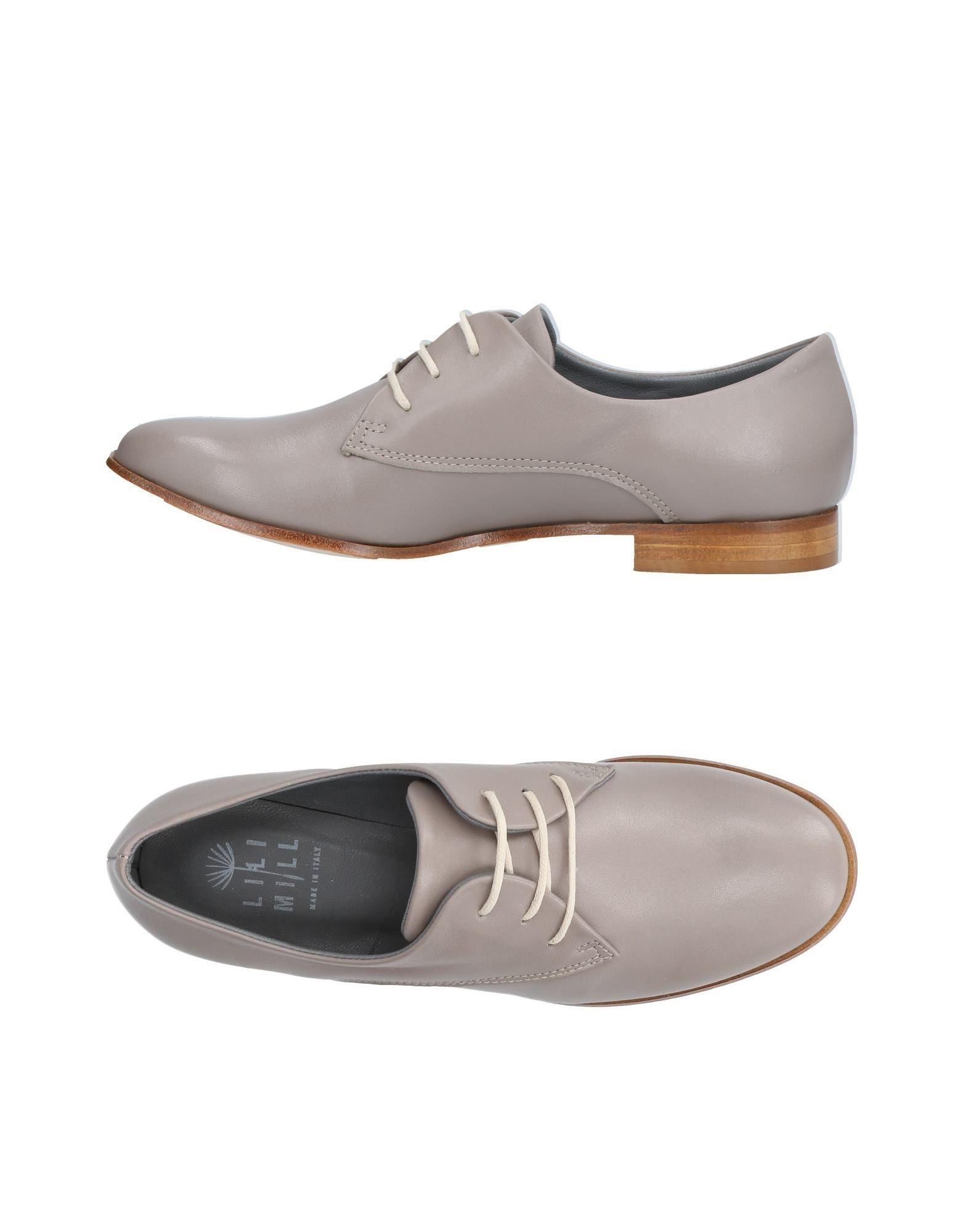 Lilimill Schnürschuhe Damen  11418323AE Gute Qualität beliebte Schuhe