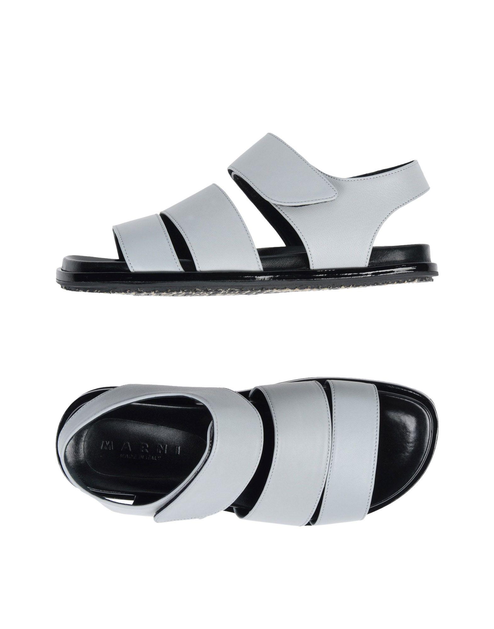 Marni Sandalen Damen  11418329PQGut aussehende strapazierfähige Schuhe
