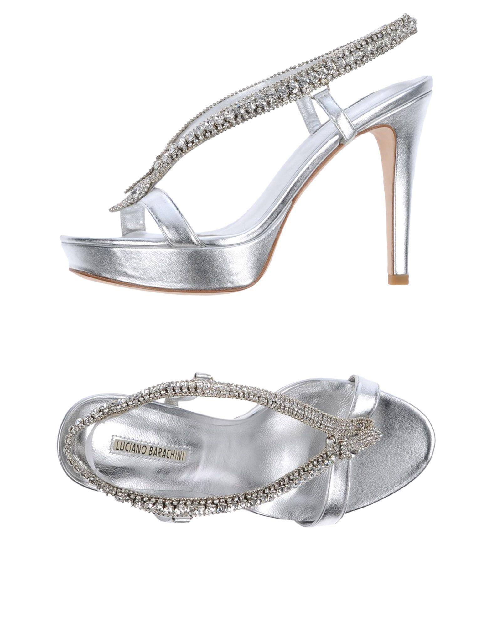 Luciano Barachini Sandalen Damen  11418427WN Gute Qualität beliebte Schuhe