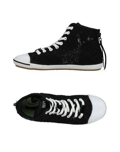 Replay Replay Sneakers Replay Noir Noir Noir Sneakers Sneakers wxR8SOq