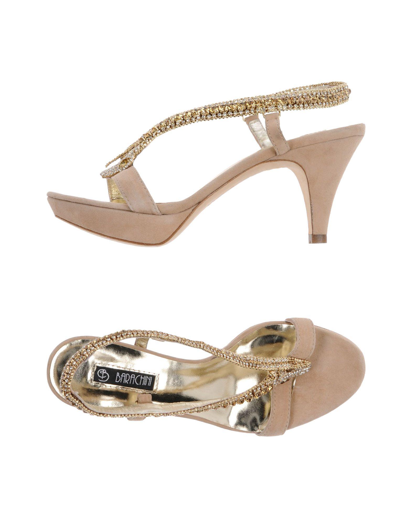 Barachini Sandalen Damen  11418470XL Gute Qualität beliebte Schuhe