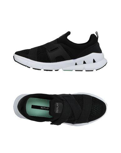 Zapatos de hombre por y mujer de promoción por hombre tiempo limitado Zapatillas Replay Mujer - Zapatillas Replay - 11418516BF Negro b71942