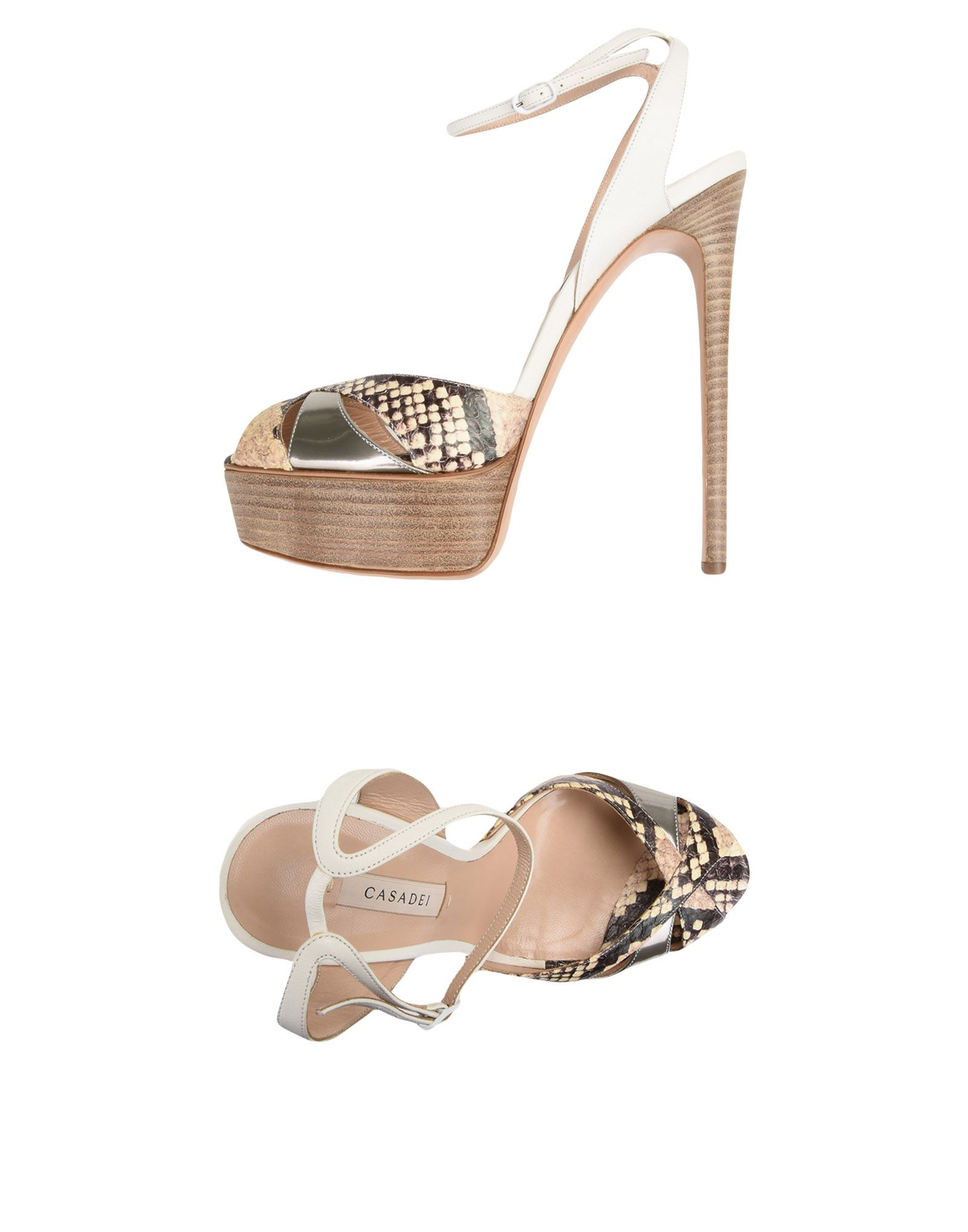 Casadei Sandals - on Women Casadei Sandals online on -  United Kingdom - 11418631IL b9bd8e