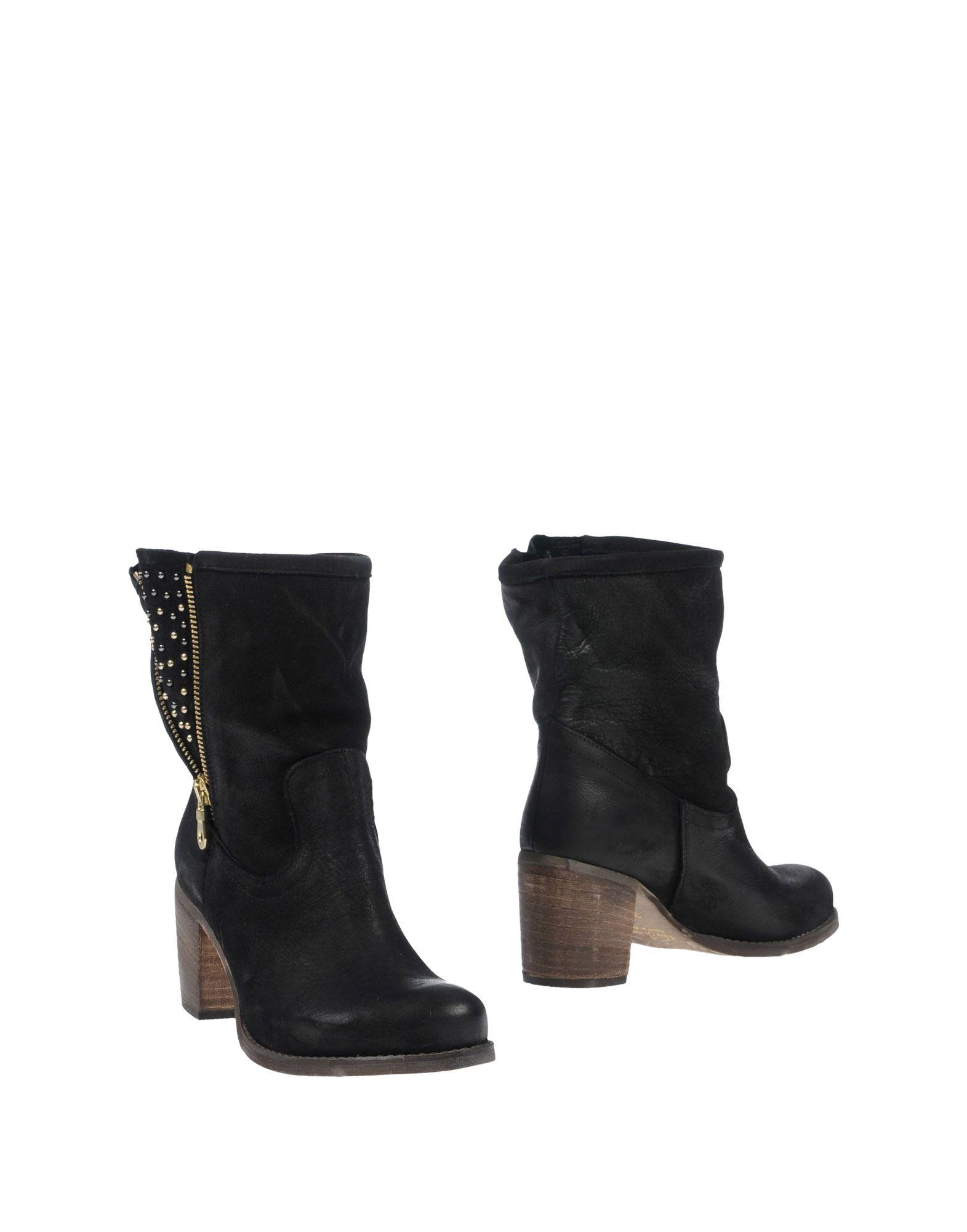 Stilvolle billige Schuhe Alberto Moretti Stiefelette Damen  11418632TI