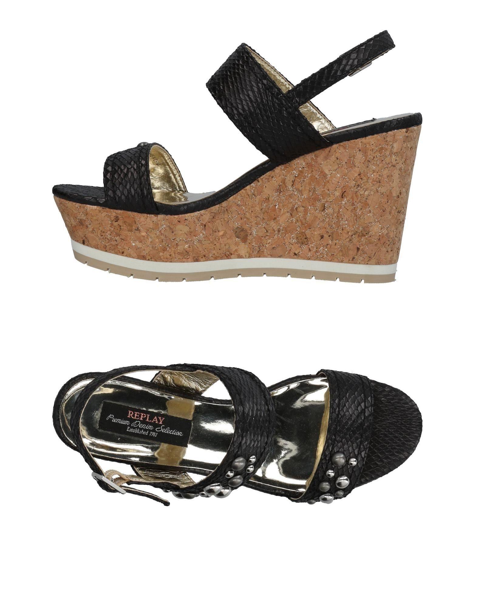 Sandales Replay Femme - Sandales Replay sur