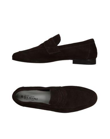 Zapatos con descuento Mocasín Soldini Hombre - Mocasines Soldini - 11418791ME Café
