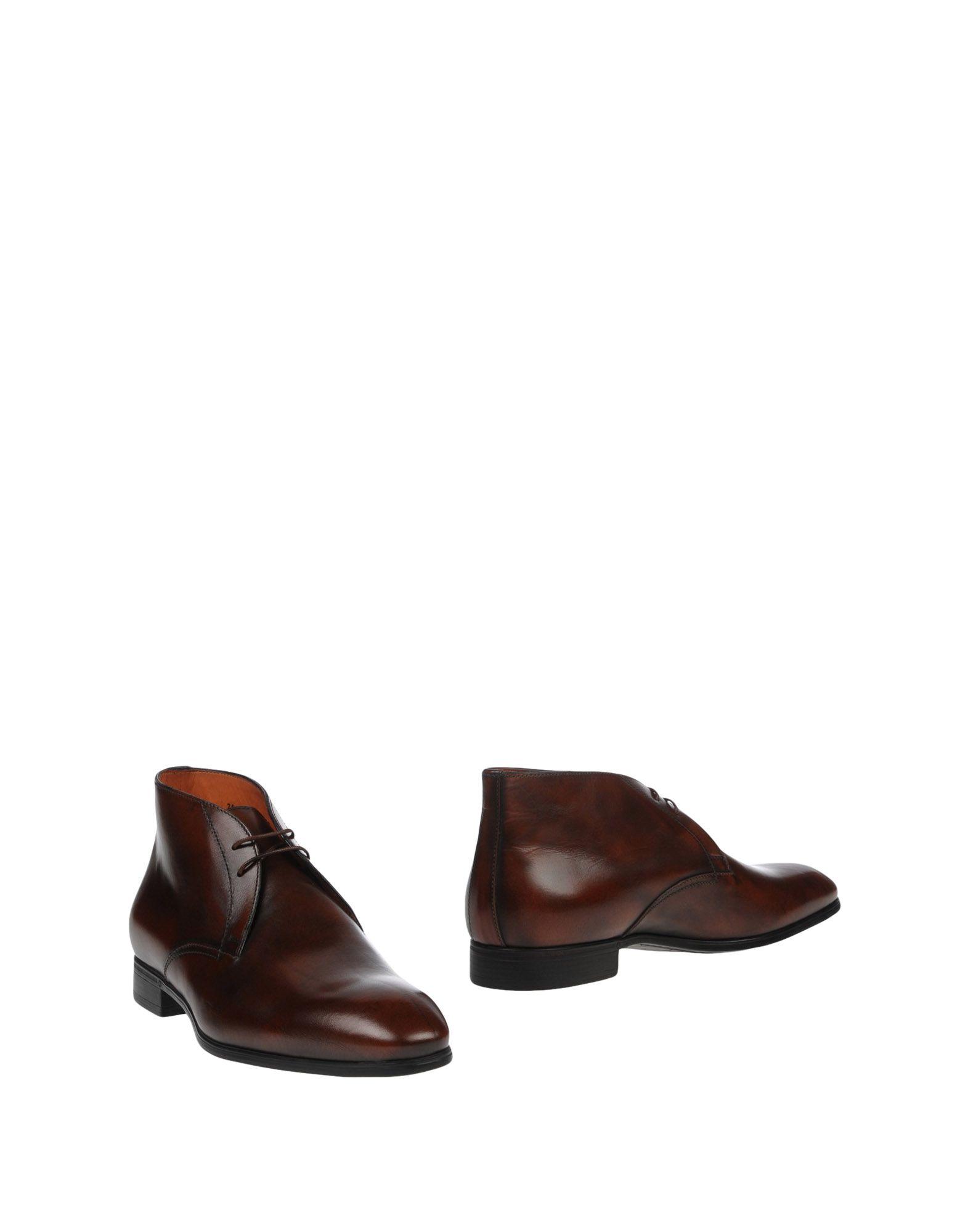 Santoni Stiefelette Qualität Herren  11418857GA Gute Qualität Stiefelette beliebte Schuhe 0d0c8c