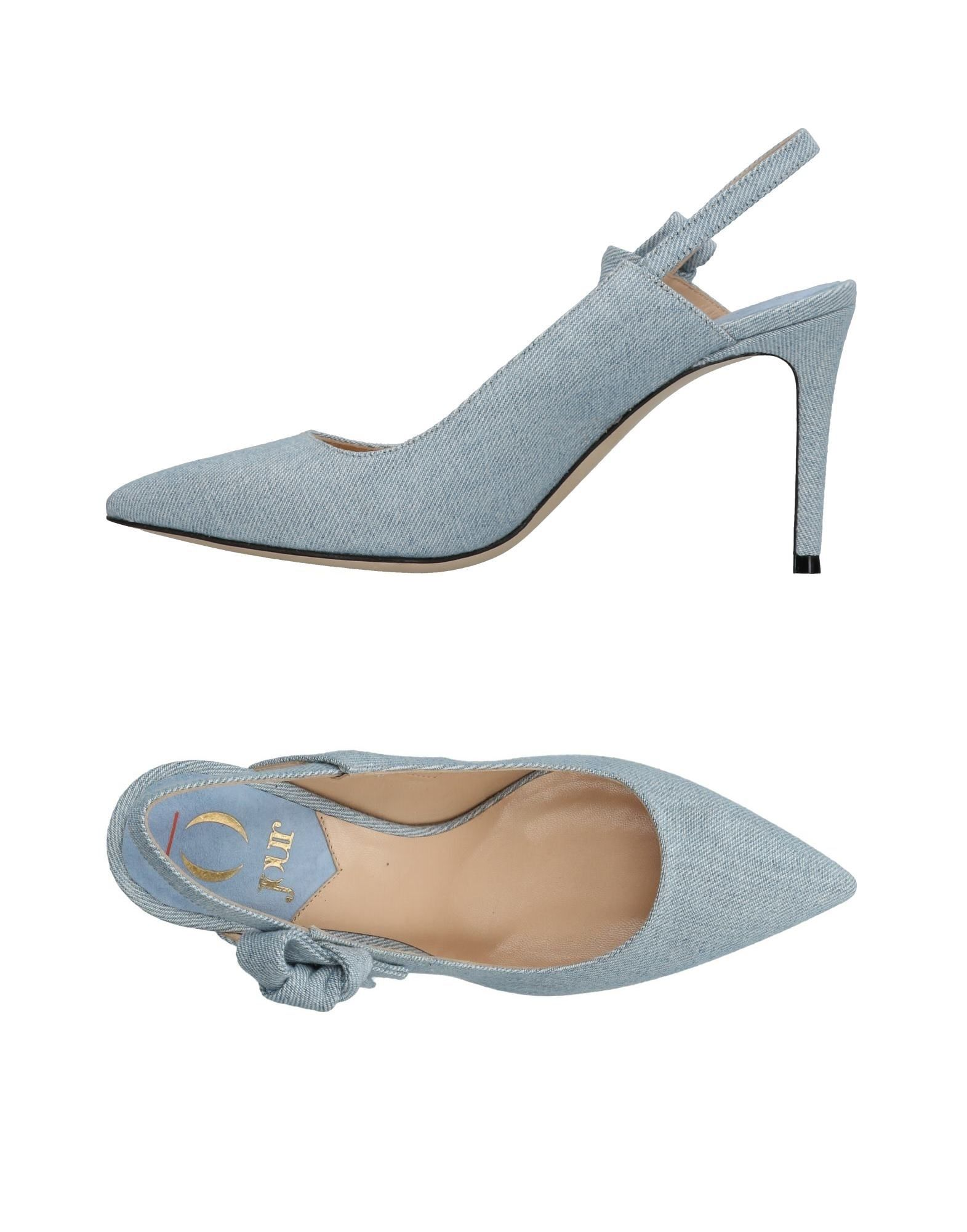 Stilvolle billige Schuhe O Jour Pumps Damen  11418868DU